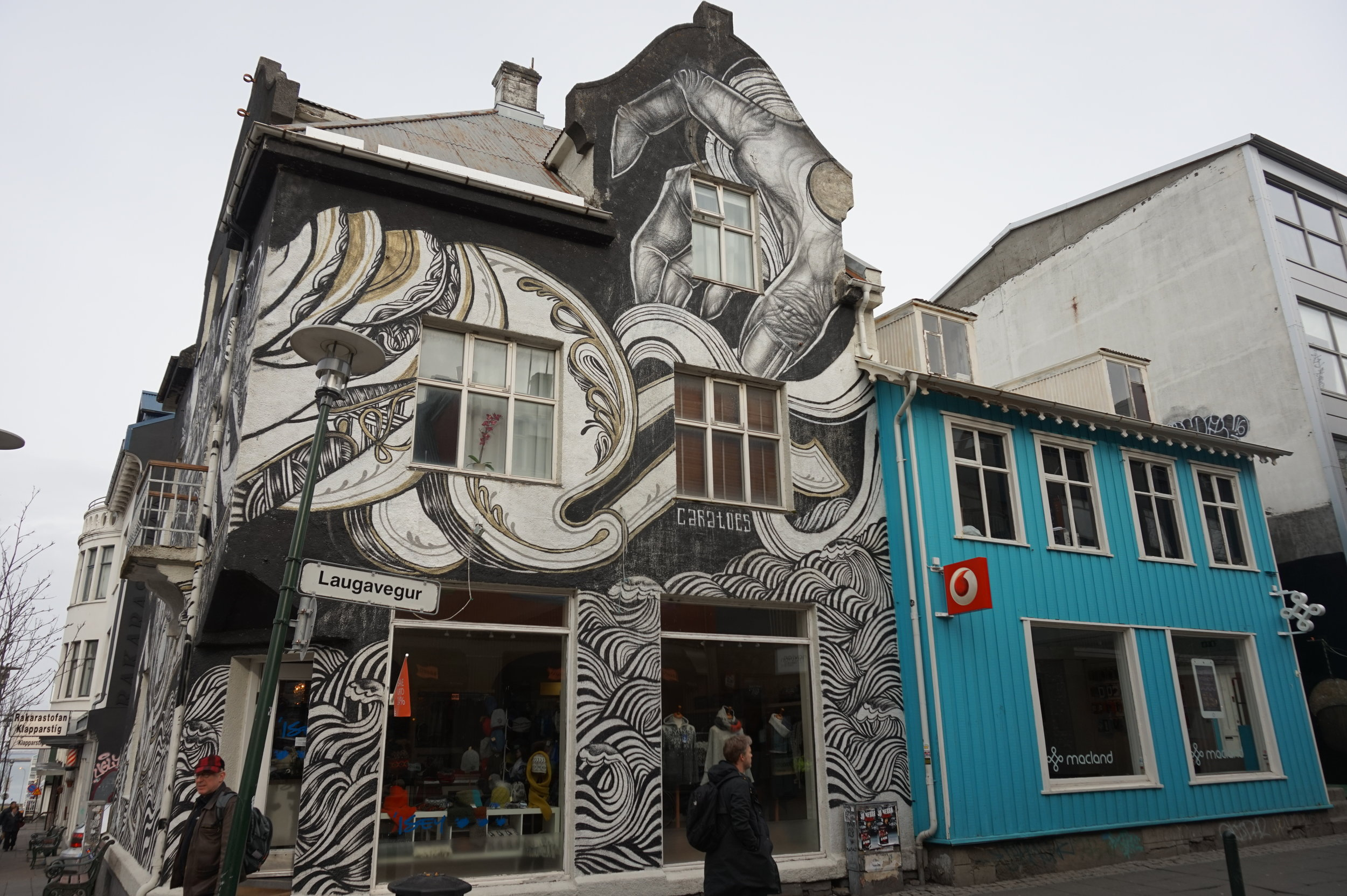 Laugavegur-Street-Art-Reykjavik