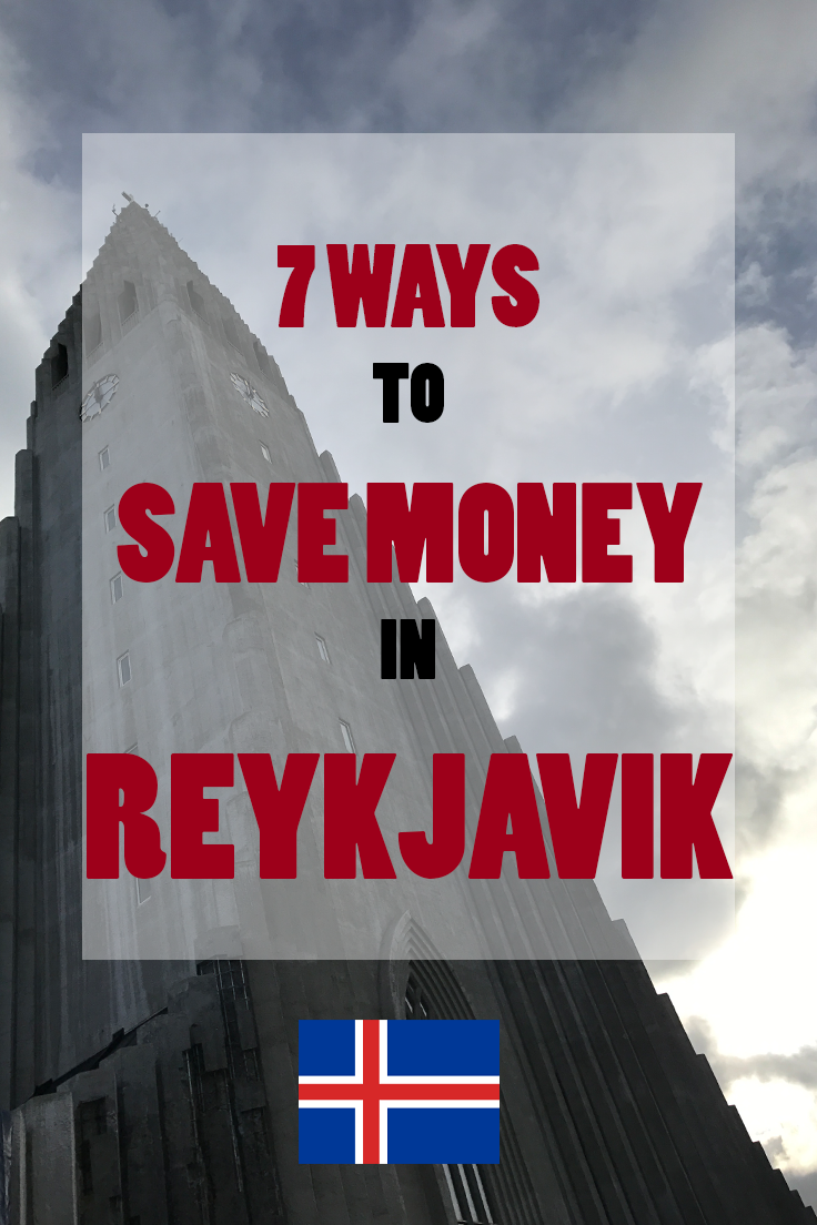 Save-Money-Reykjavik-Pin