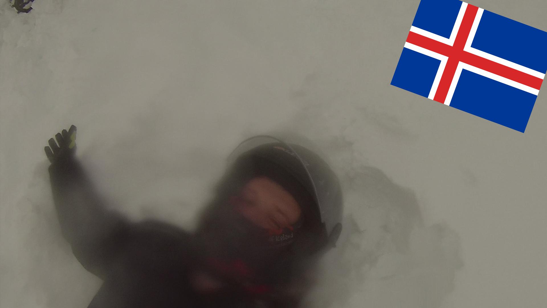 Snowmobile-Crash-Iceland-Glacier