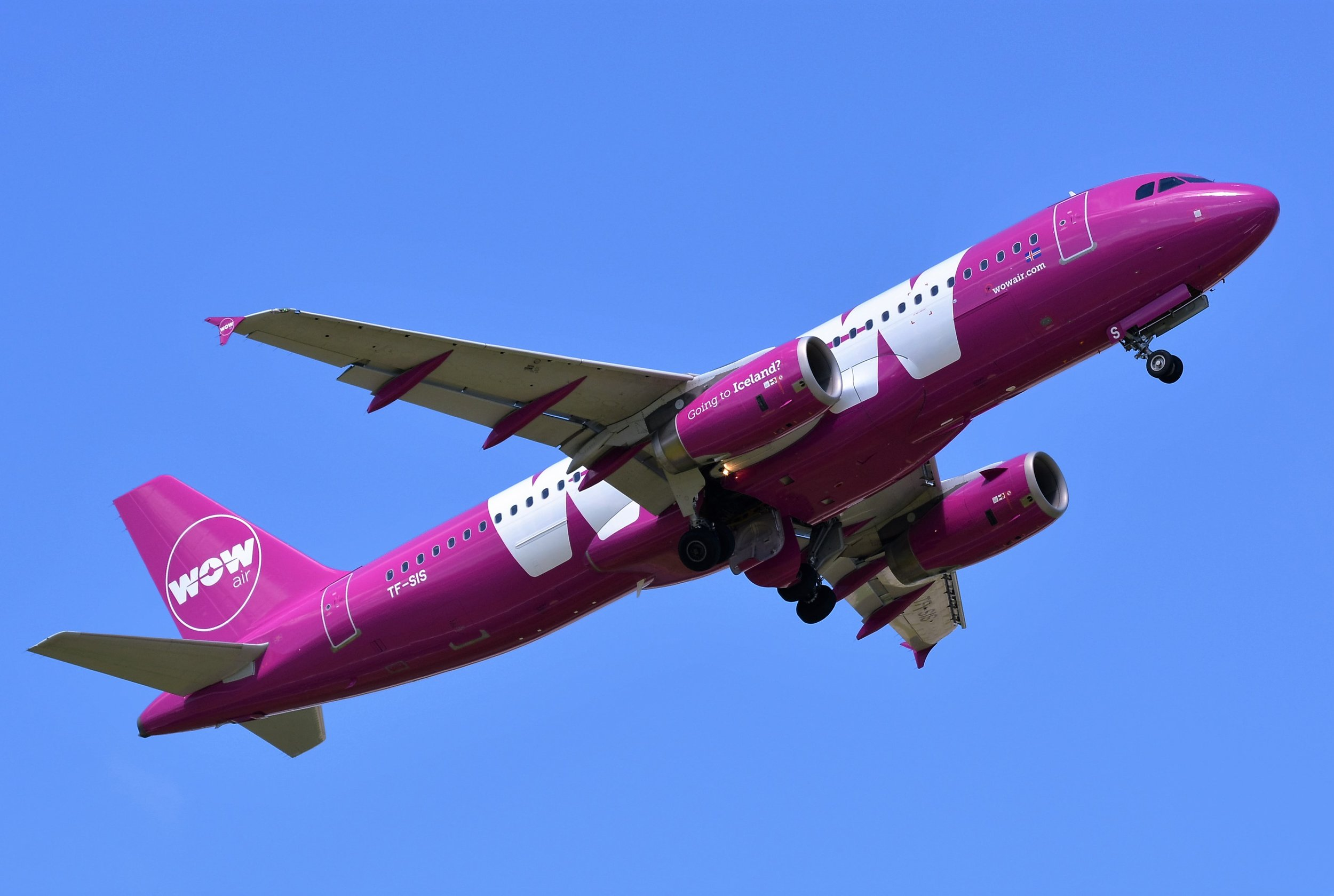 WOW Air had a nightmare as they sent a car part to a customer after losing their bag. Image credit:    Eric Johnstone   /   Flickr