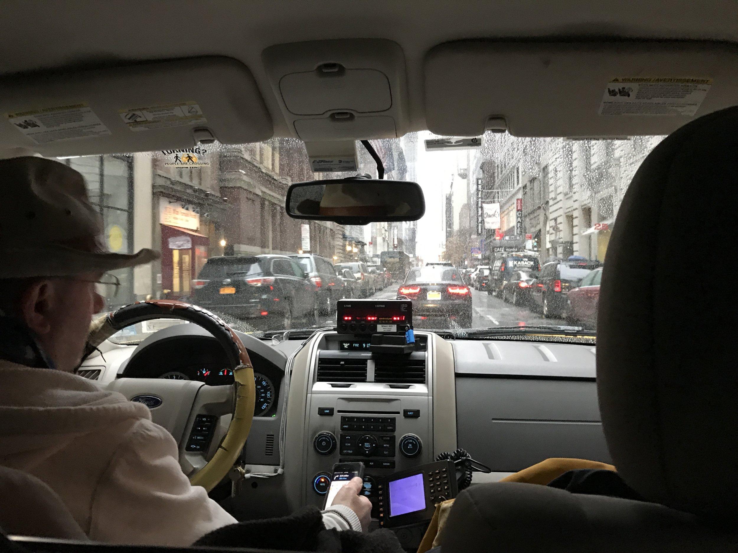 Airport-Taxi-Manhattan-NYC