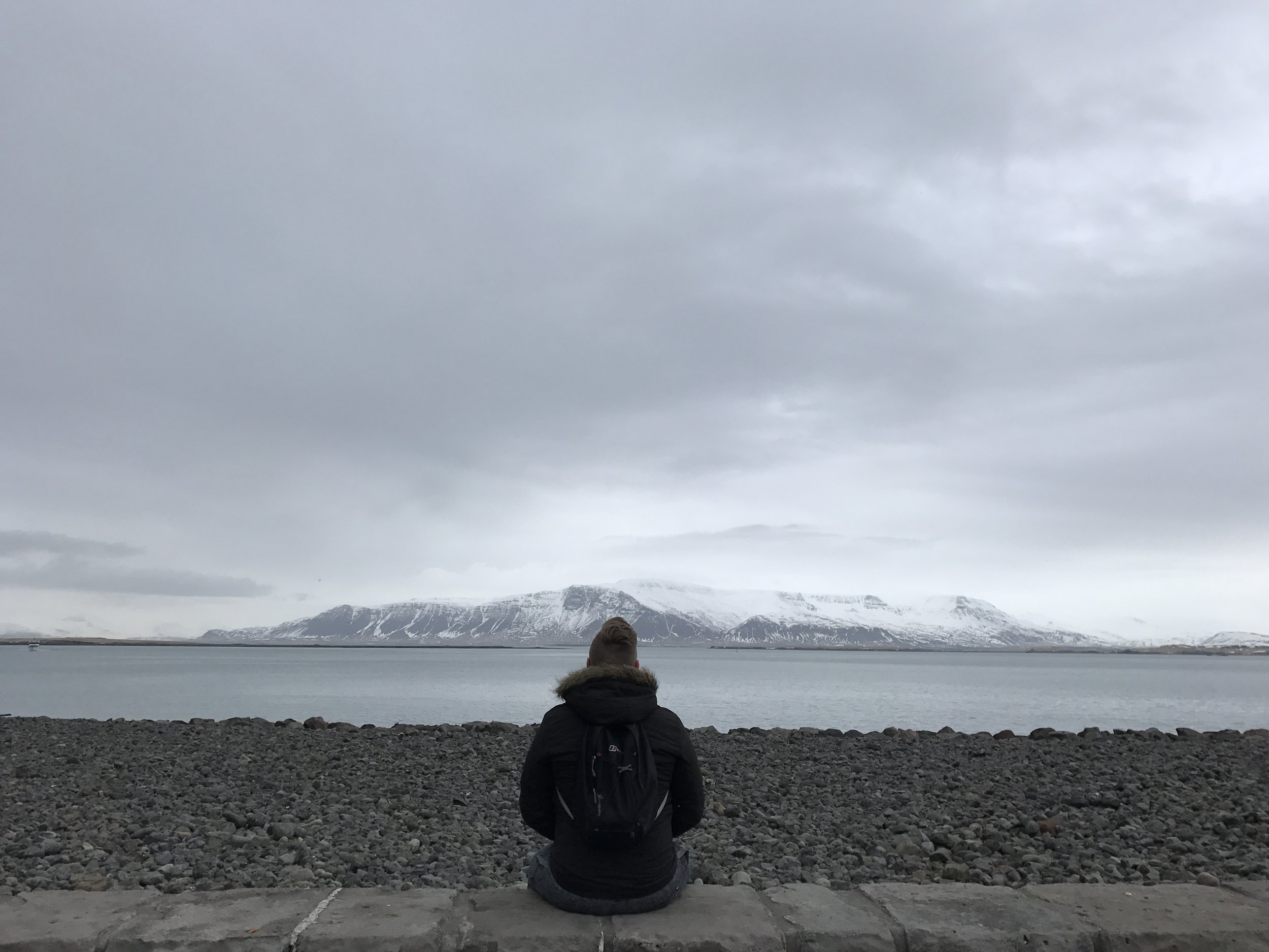 Iceland is an amazing place, and has stunning views like this.