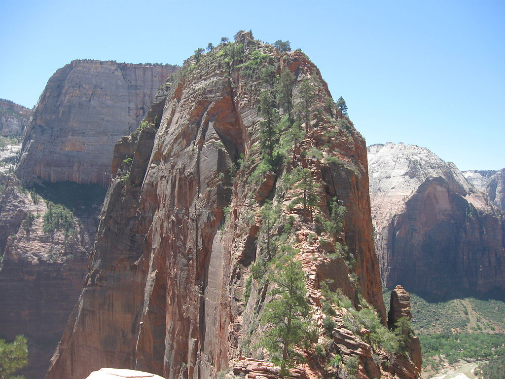 Zion-National-Park-Rock