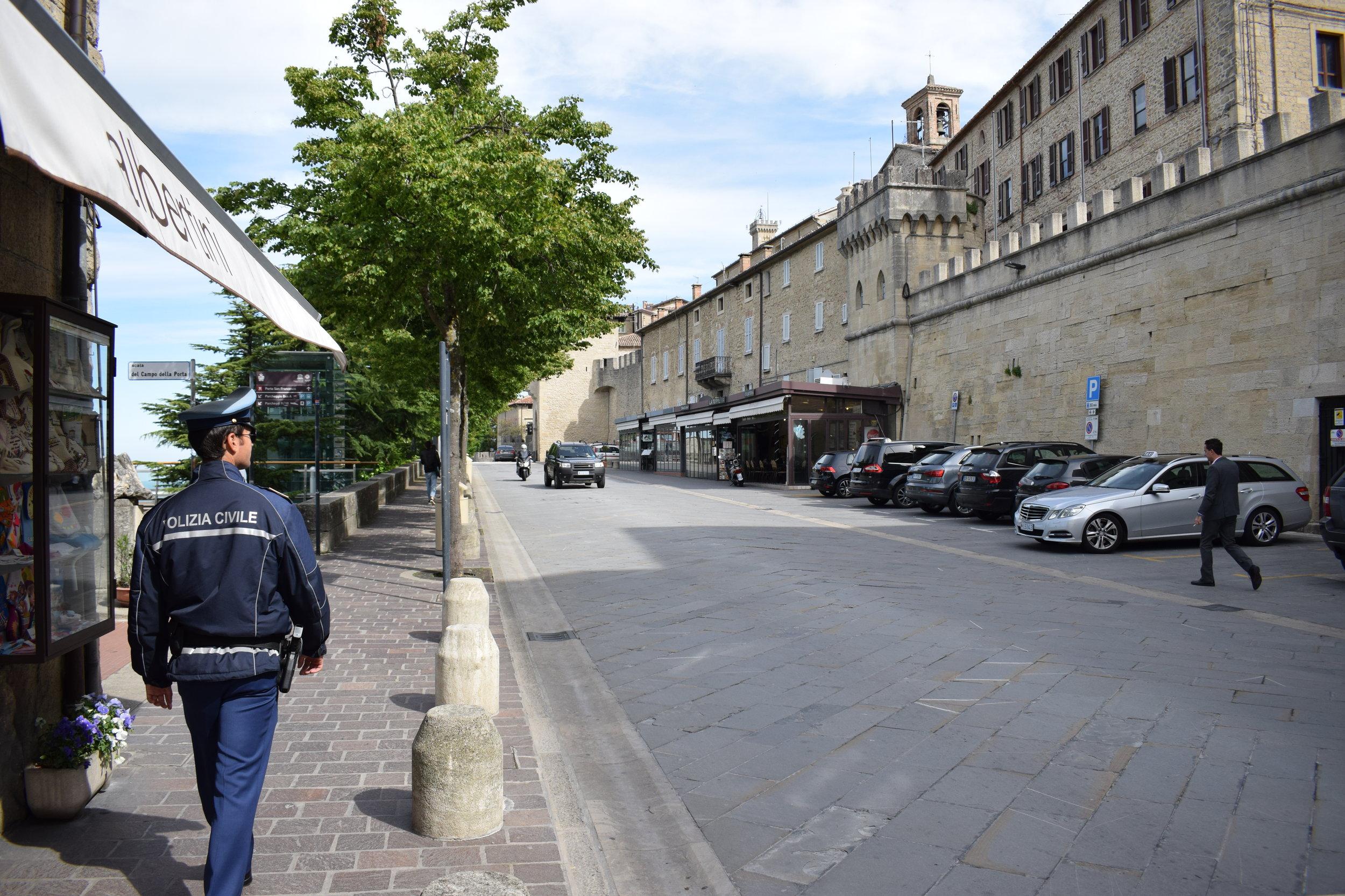 San-Marino-City-Wall