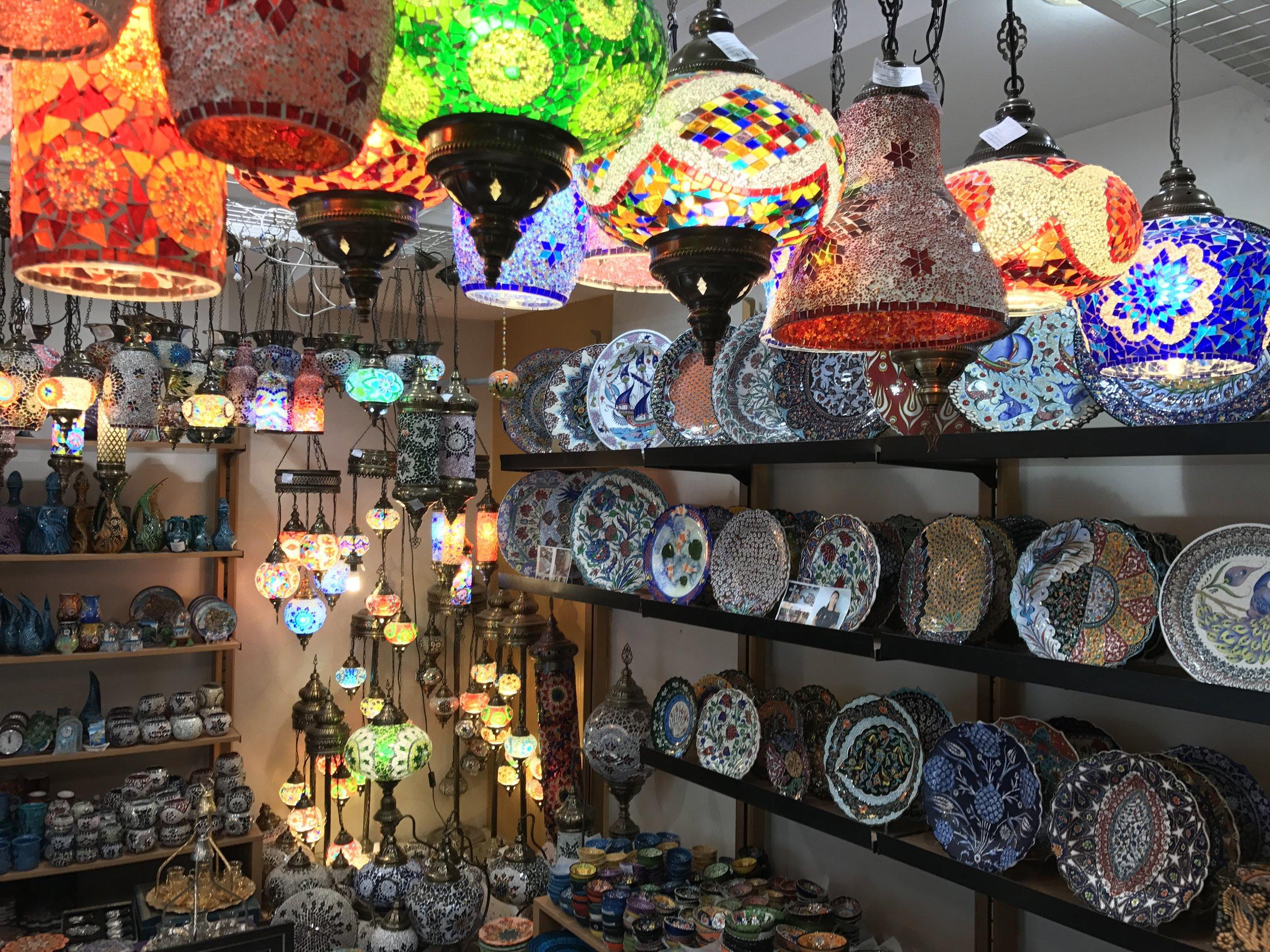 Turkish-Lamps-Kotor-Montenegro