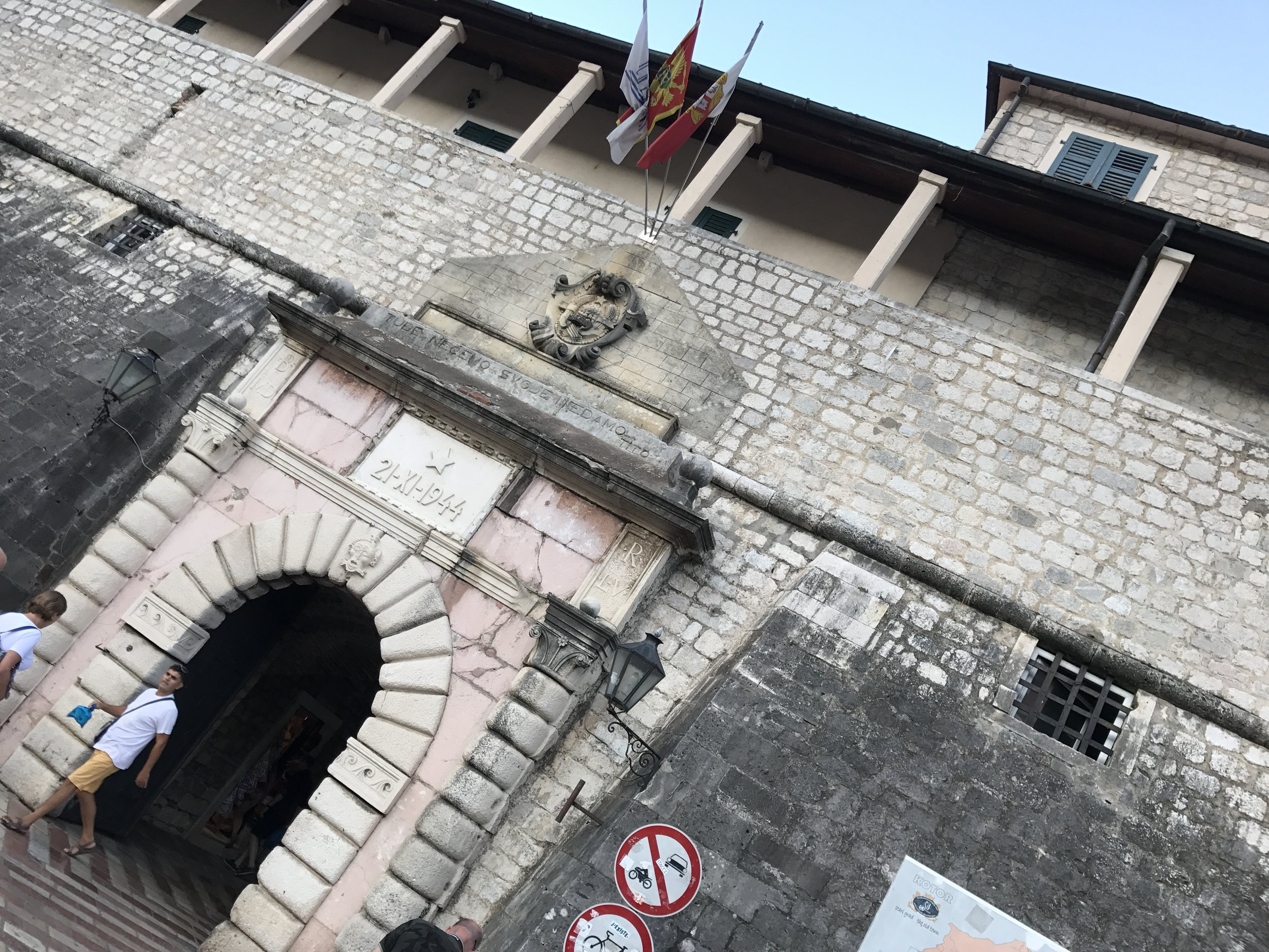 Kotor-City-Gate-Montenegro