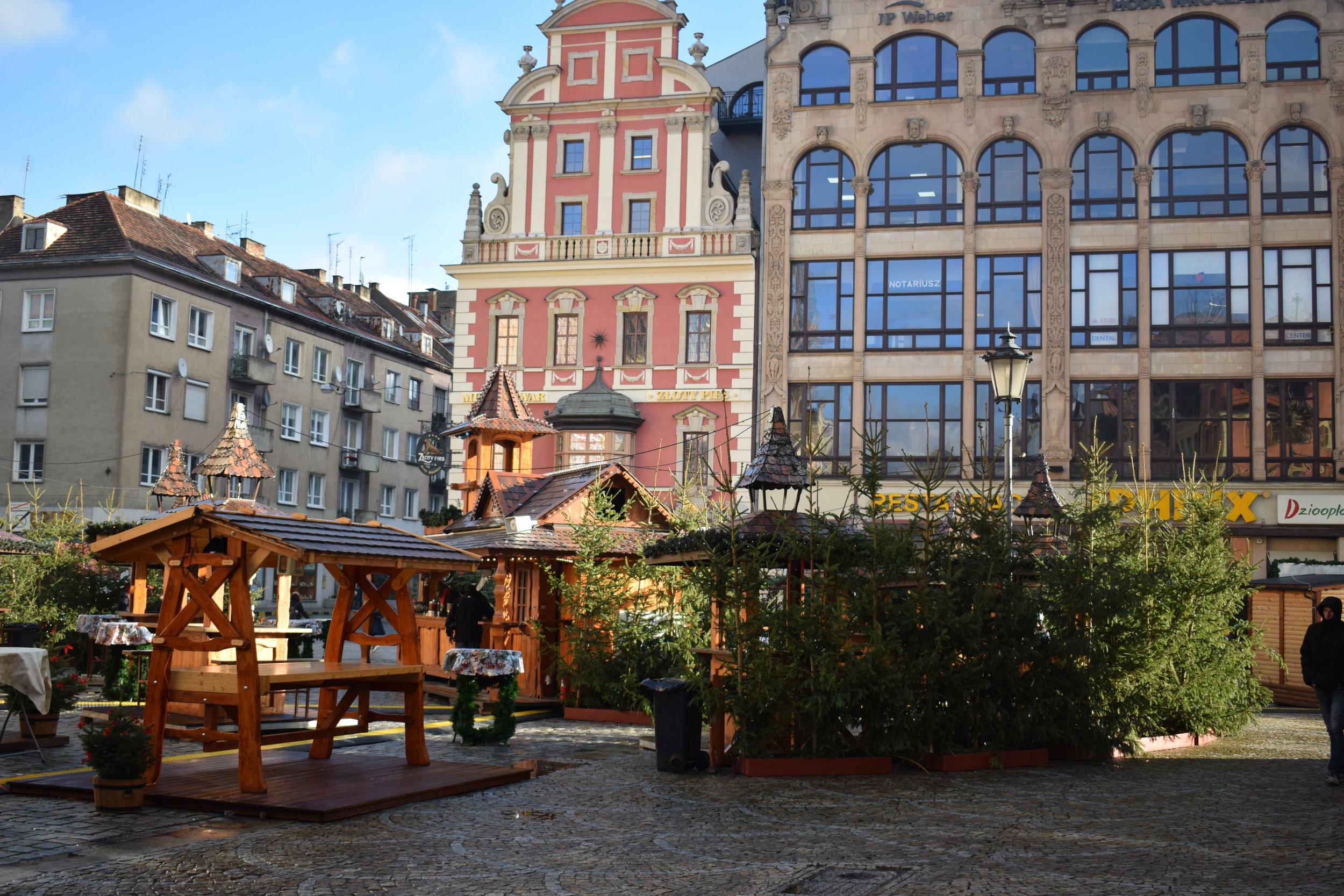 Christmas-Trees-Market-Square-Wroclaw