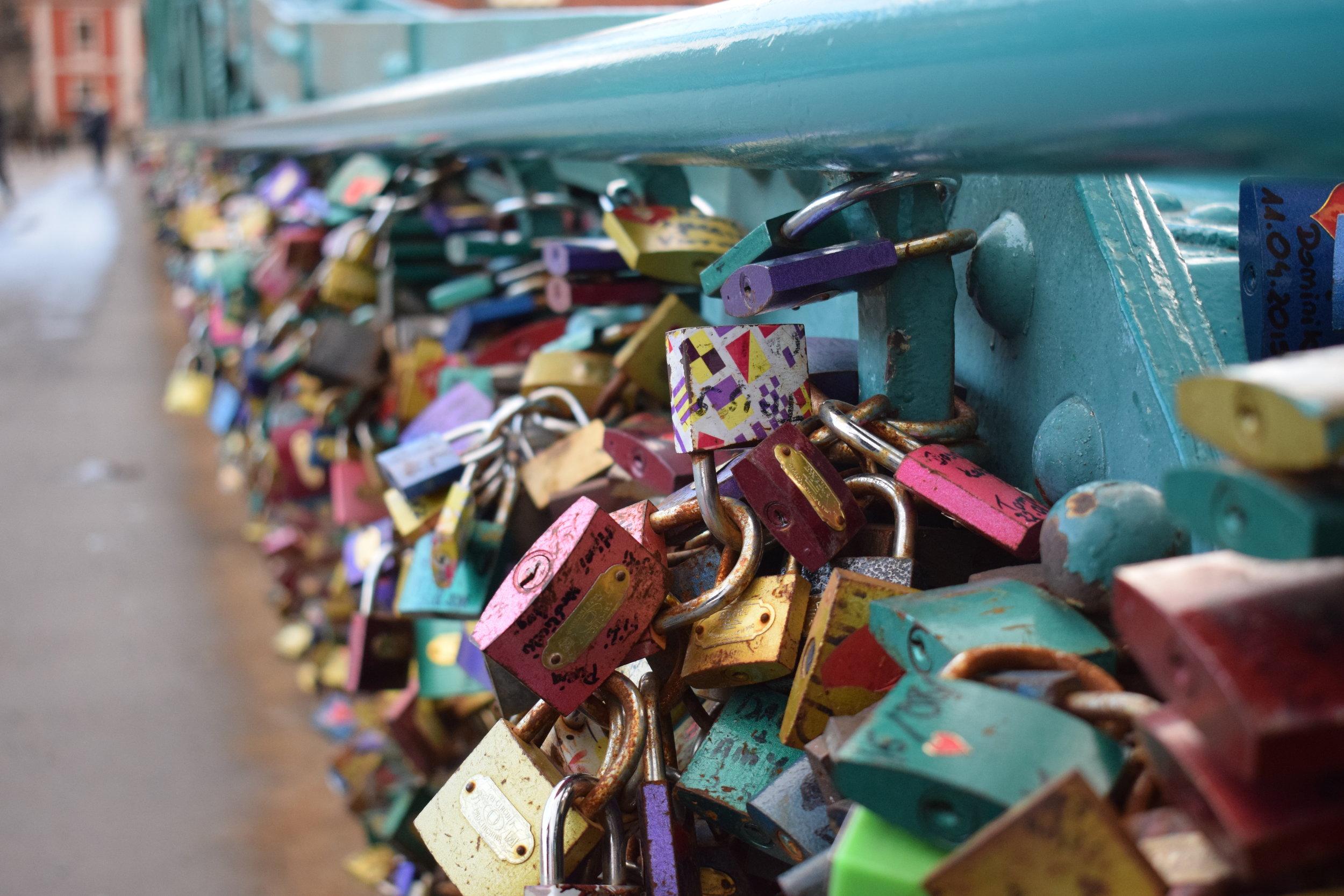 Love-Lock-Bridge-Wroclaw