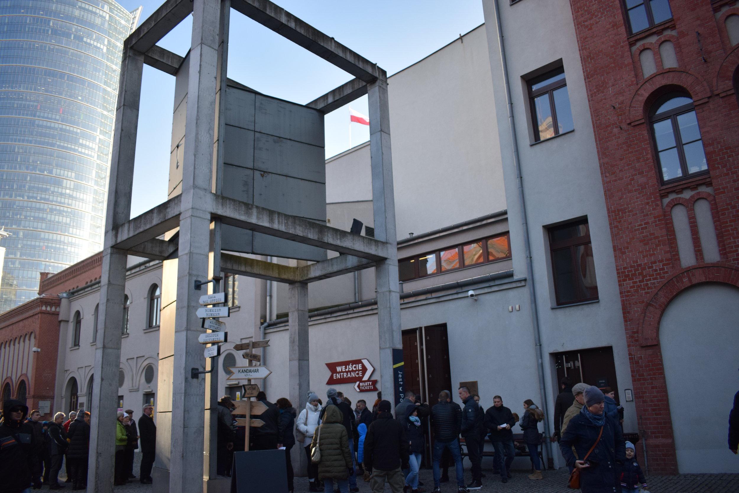 Warsaw-Uprising-Museum-Entrance