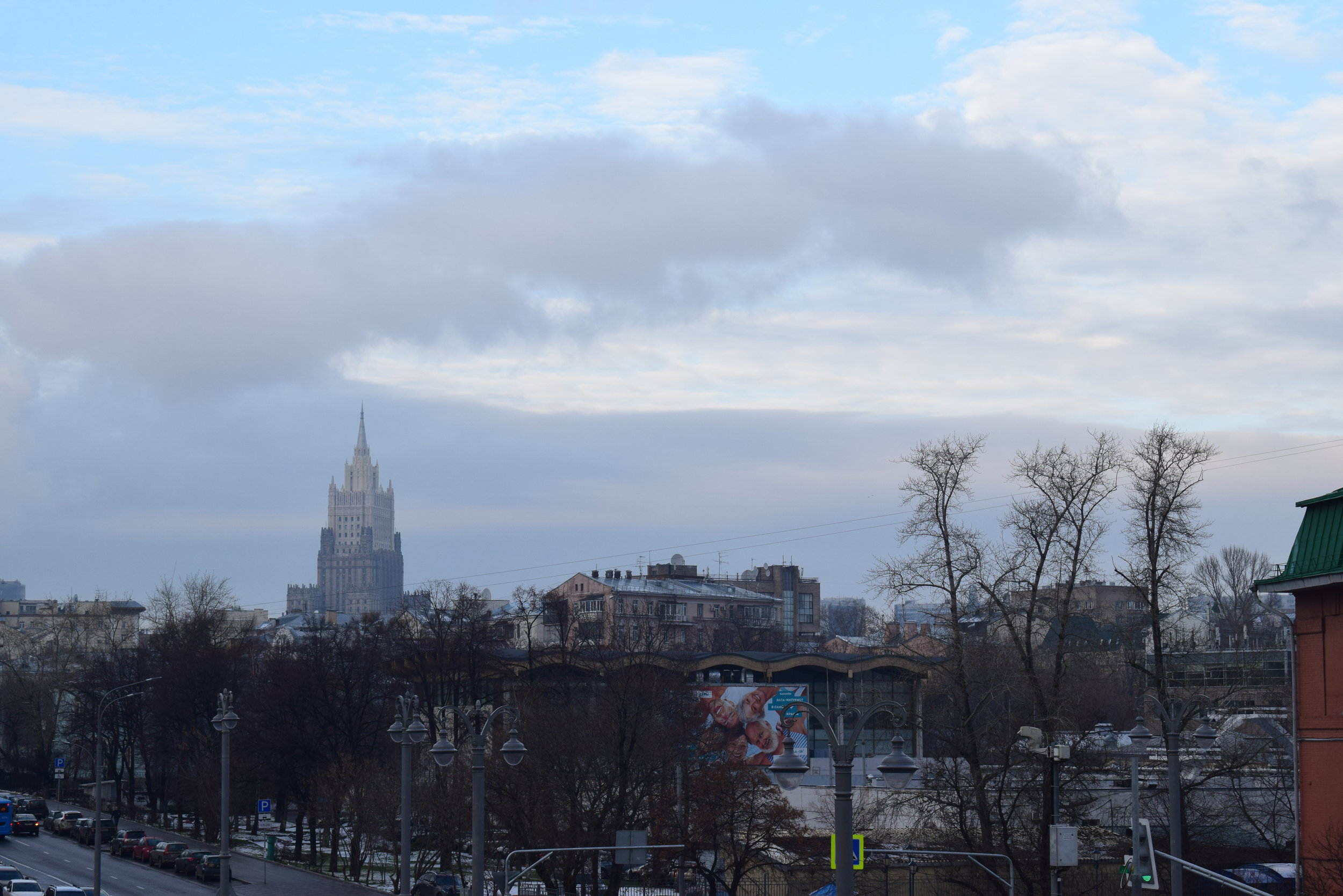 Moscow-Morning-Cityscape