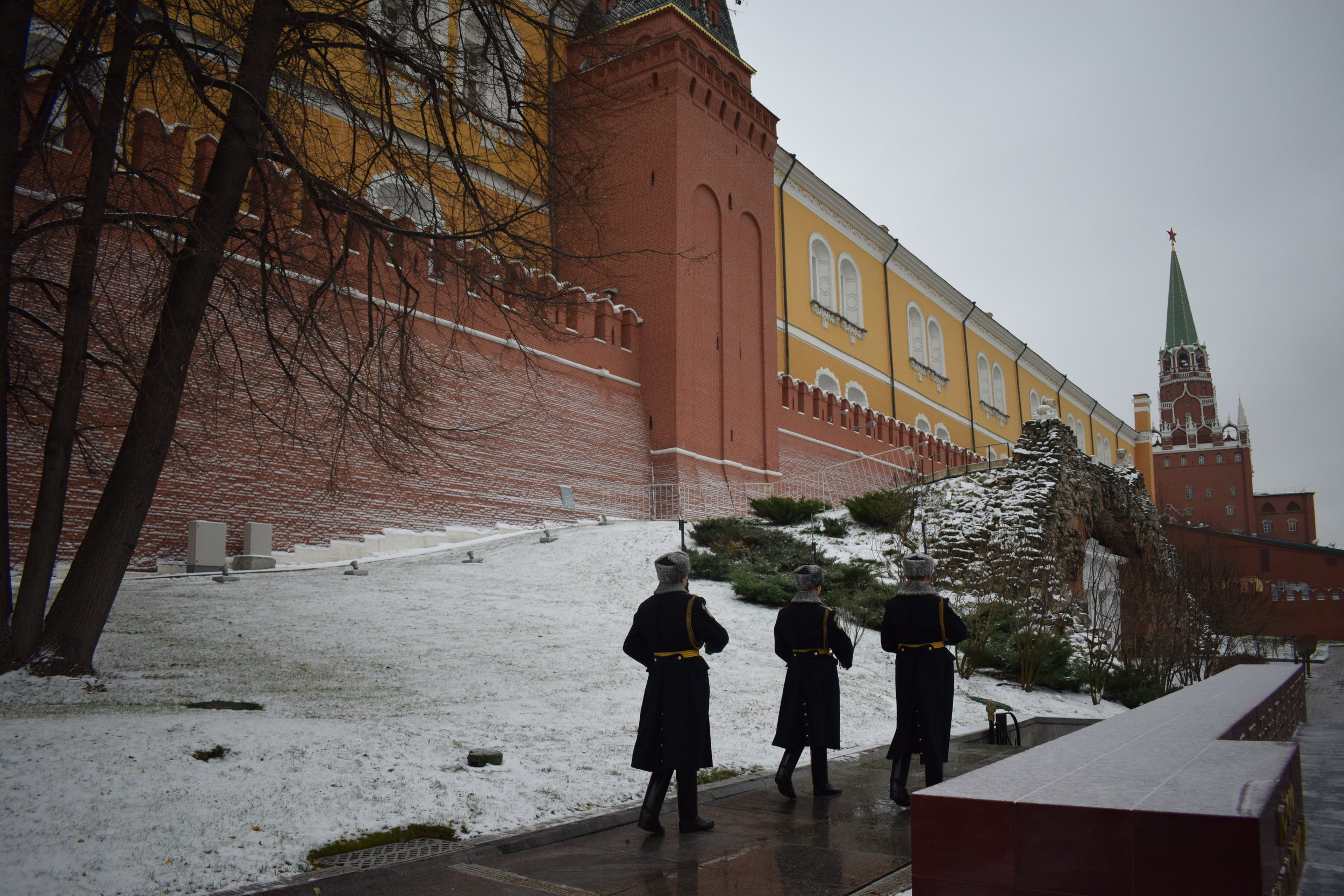 Kremlin-Guards-Moscow