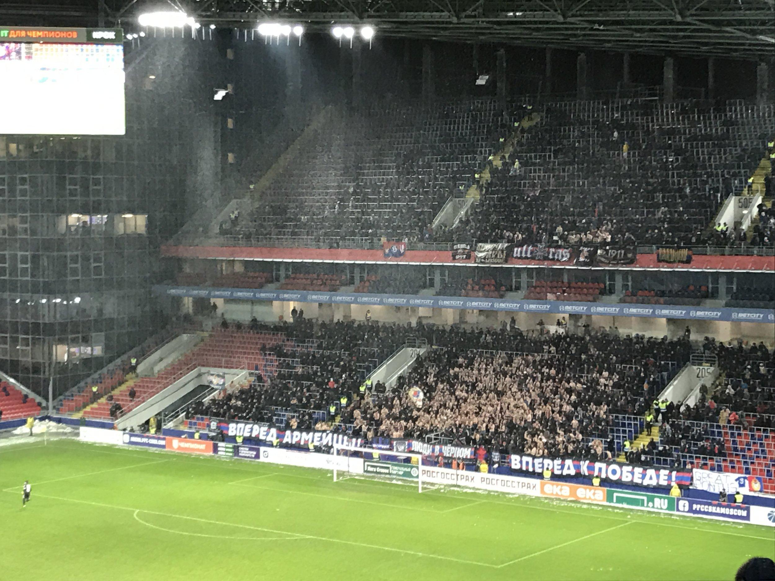 CSKA-Moscow-Ultras-Stand
