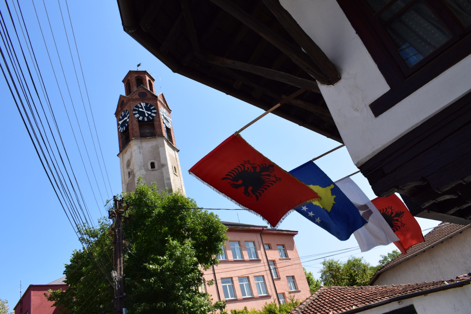 Kosovo have celebrated 10 years of independence this year.