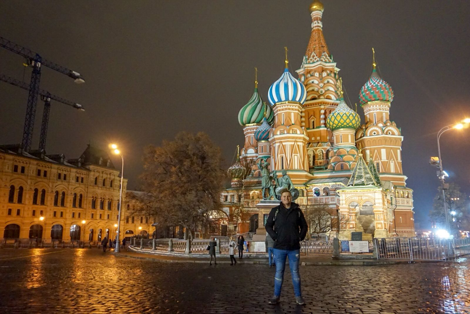 I had an amazing time in Russia and not once felt unsafe. My advice if you want to attend the World Cup is simply to go, and act as you would if you went a normal city break or holiday.