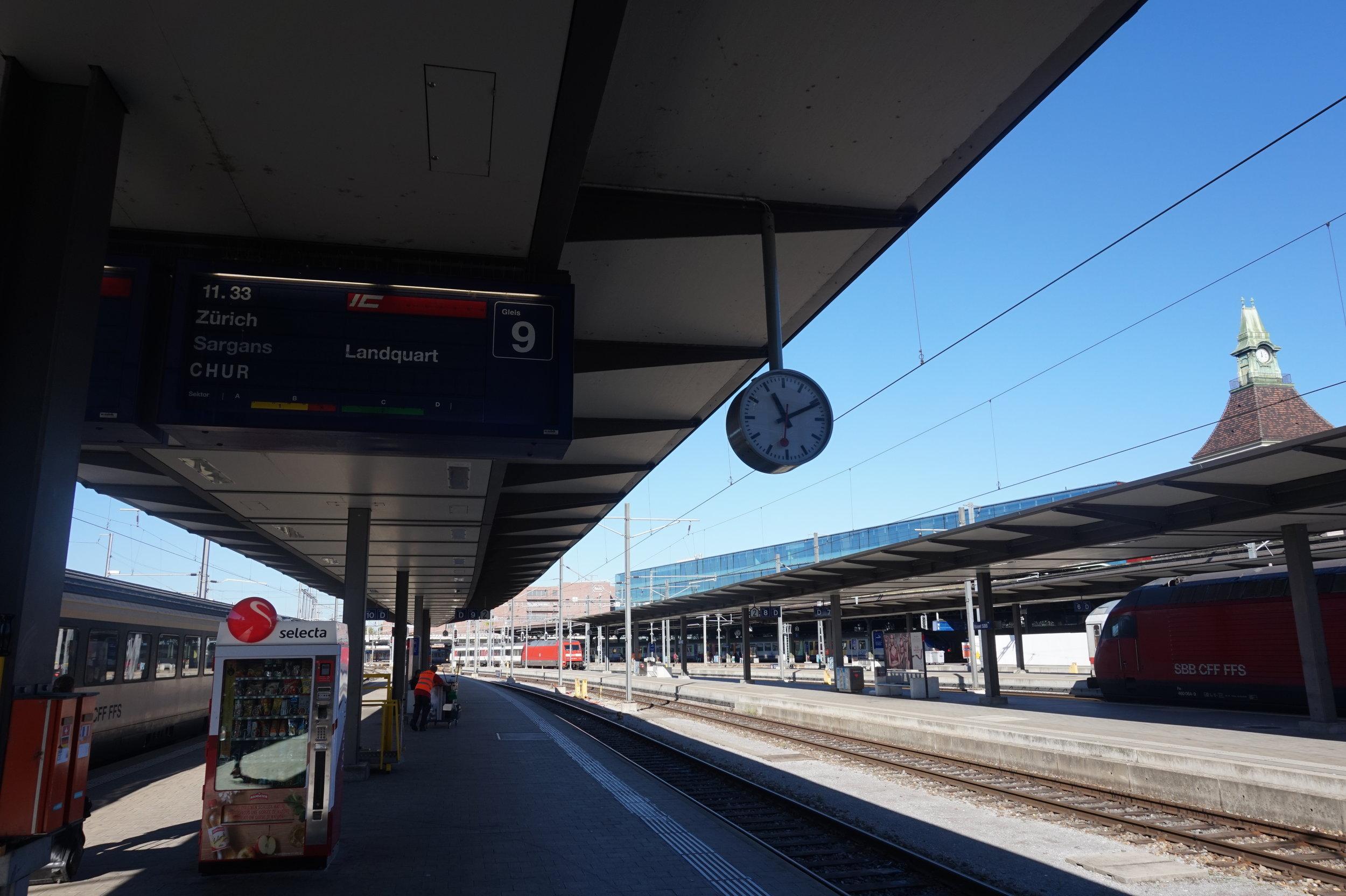 ZurichTrainStation