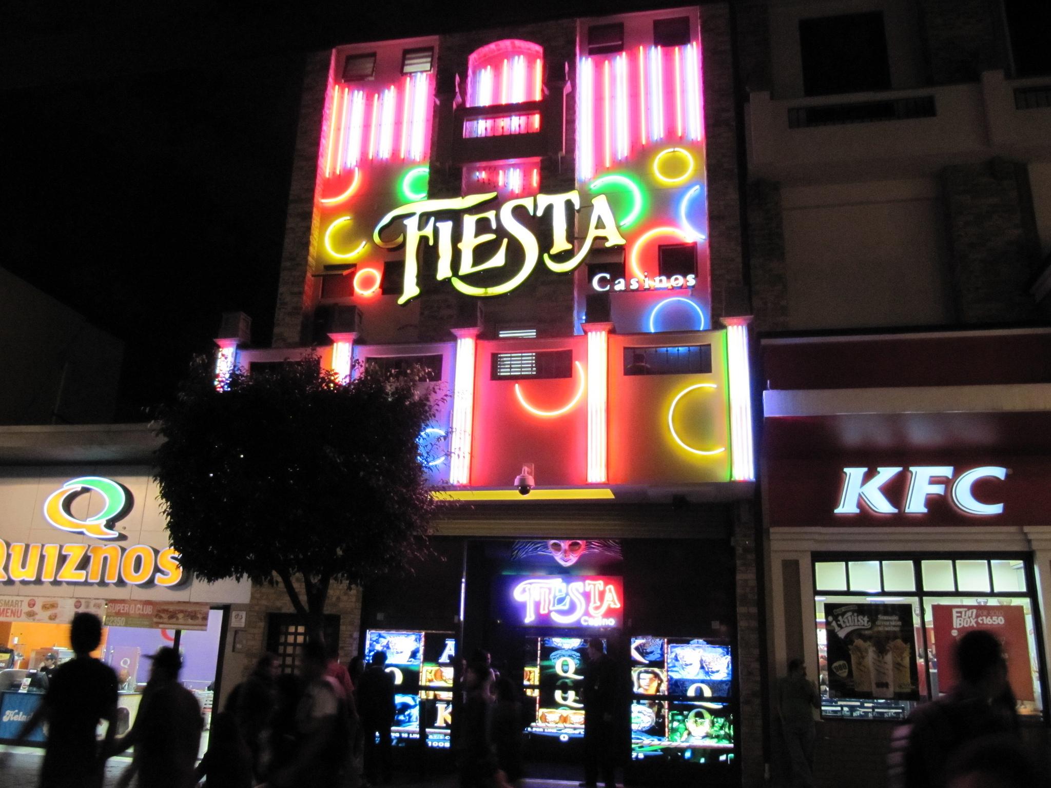 Gambling is surprisingly popular in Costa Rican capital, San Jose. Image credit:  Leonora (Ellie) Enking / Creative Commons