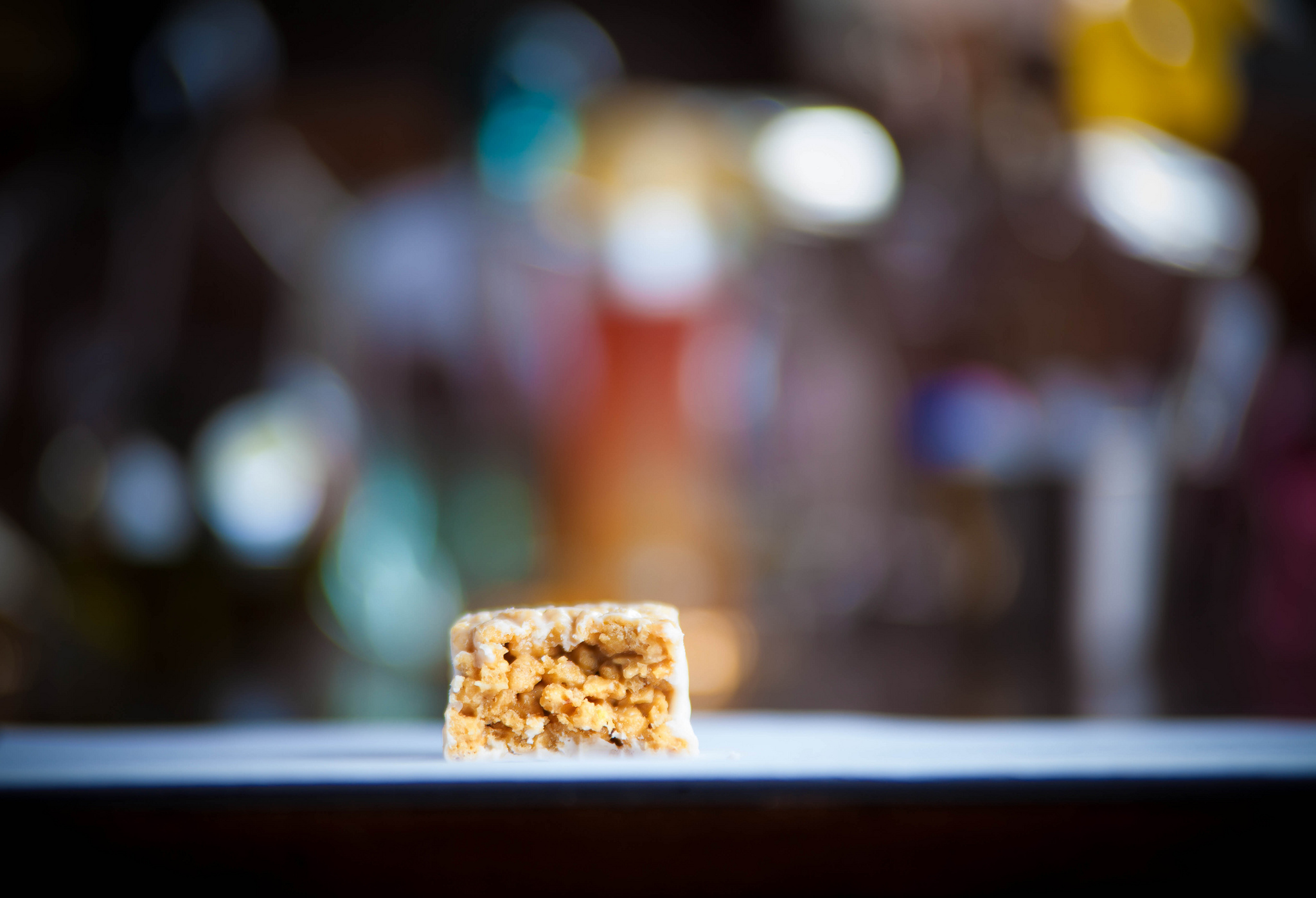 Packing some cereal bars will come to the rescue when hunger strikes. Image credit:  Sodanie Chea / Creative Commons