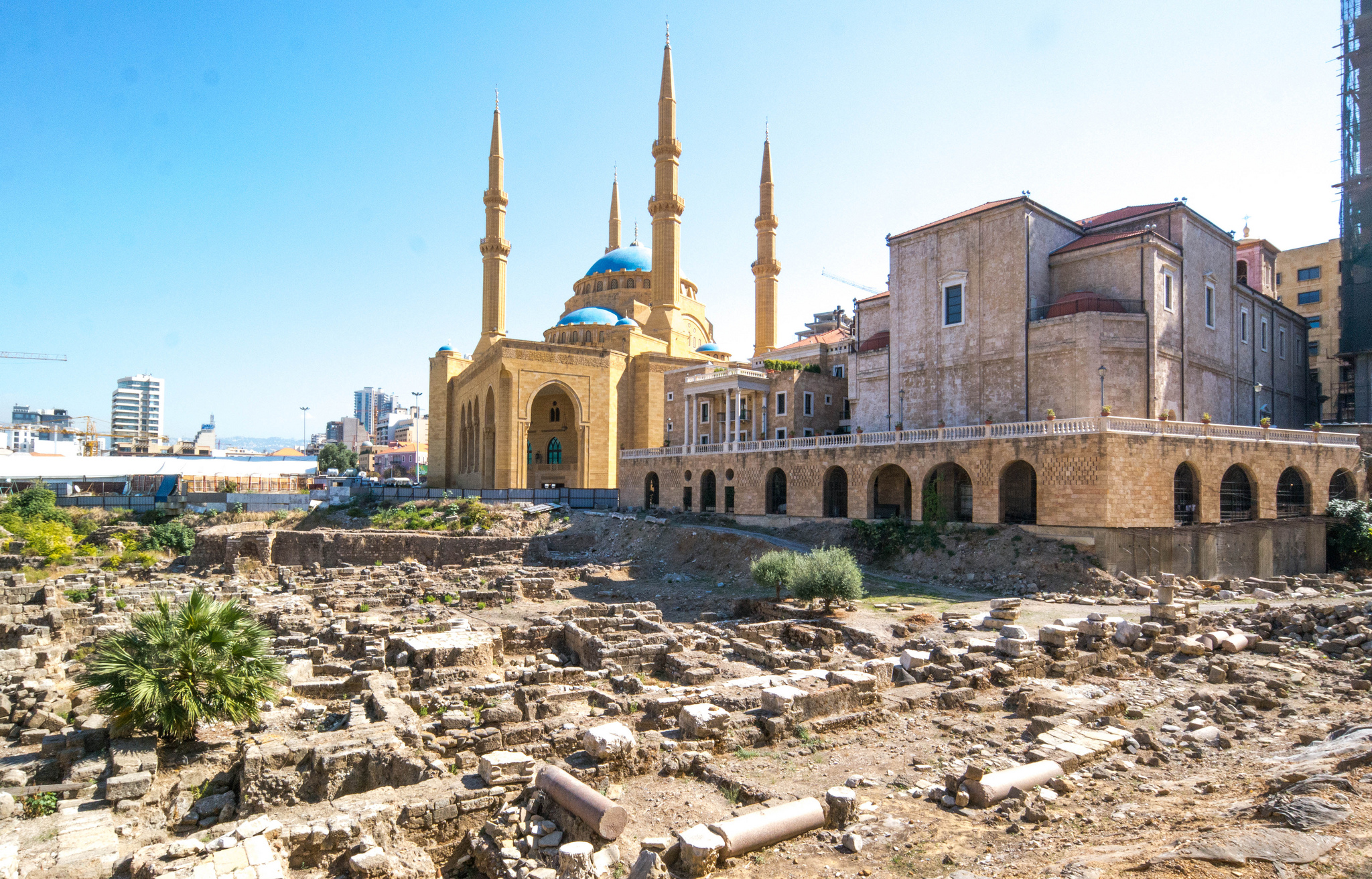 Beirut, another place renowned for it's incredible nightlife, is also on my 2019 list. Image credit:  Frode Bjorshol / Creative Commons