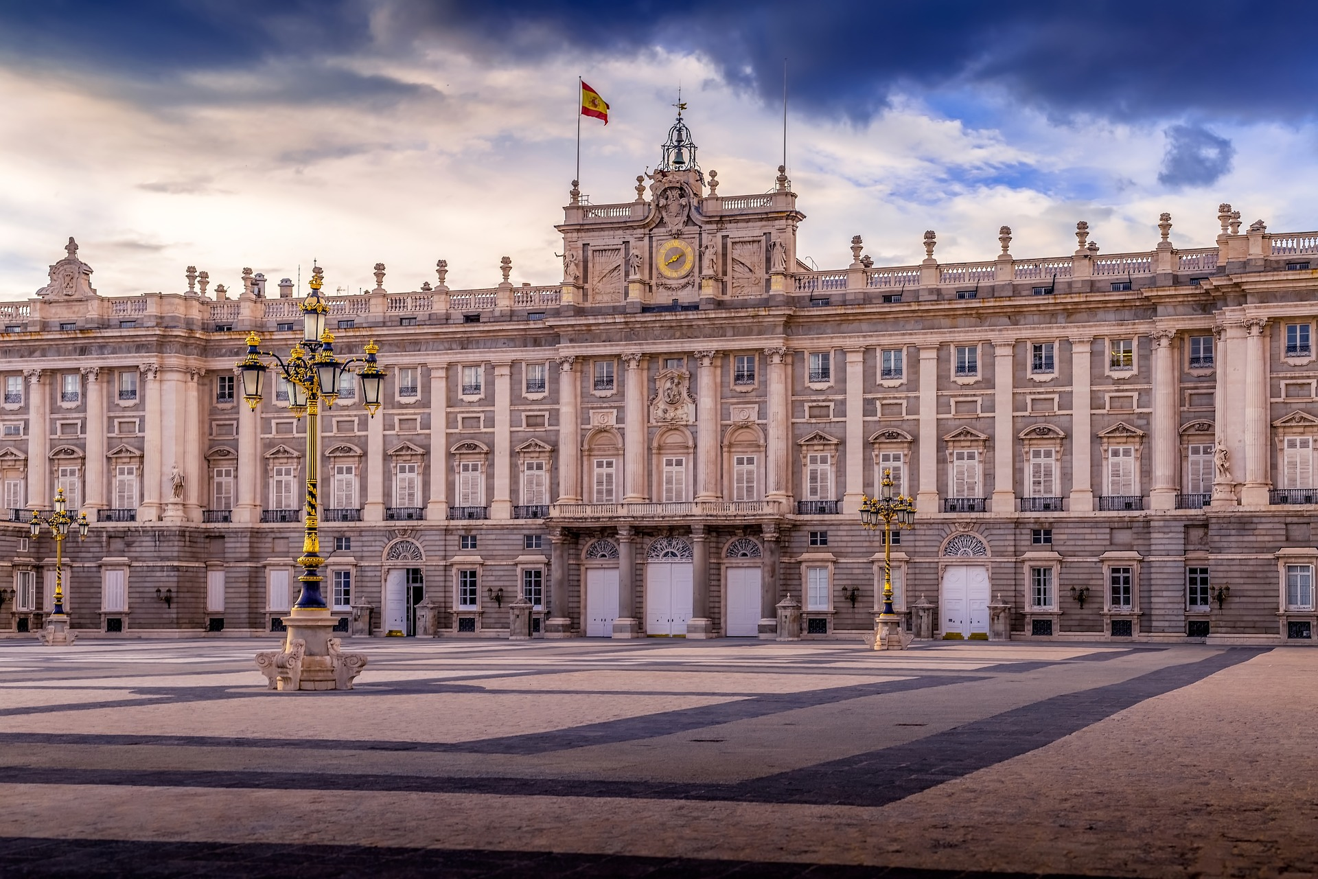 Sightseeing and food will be the agenda for a February-to-March stay in Madrid.