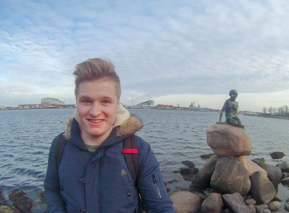 There are plenty of smiles had in the home nation hygge, especially when people are taking selfies in front of the Little Mermaid Statue - one of Copenhagen's marquee attractions.