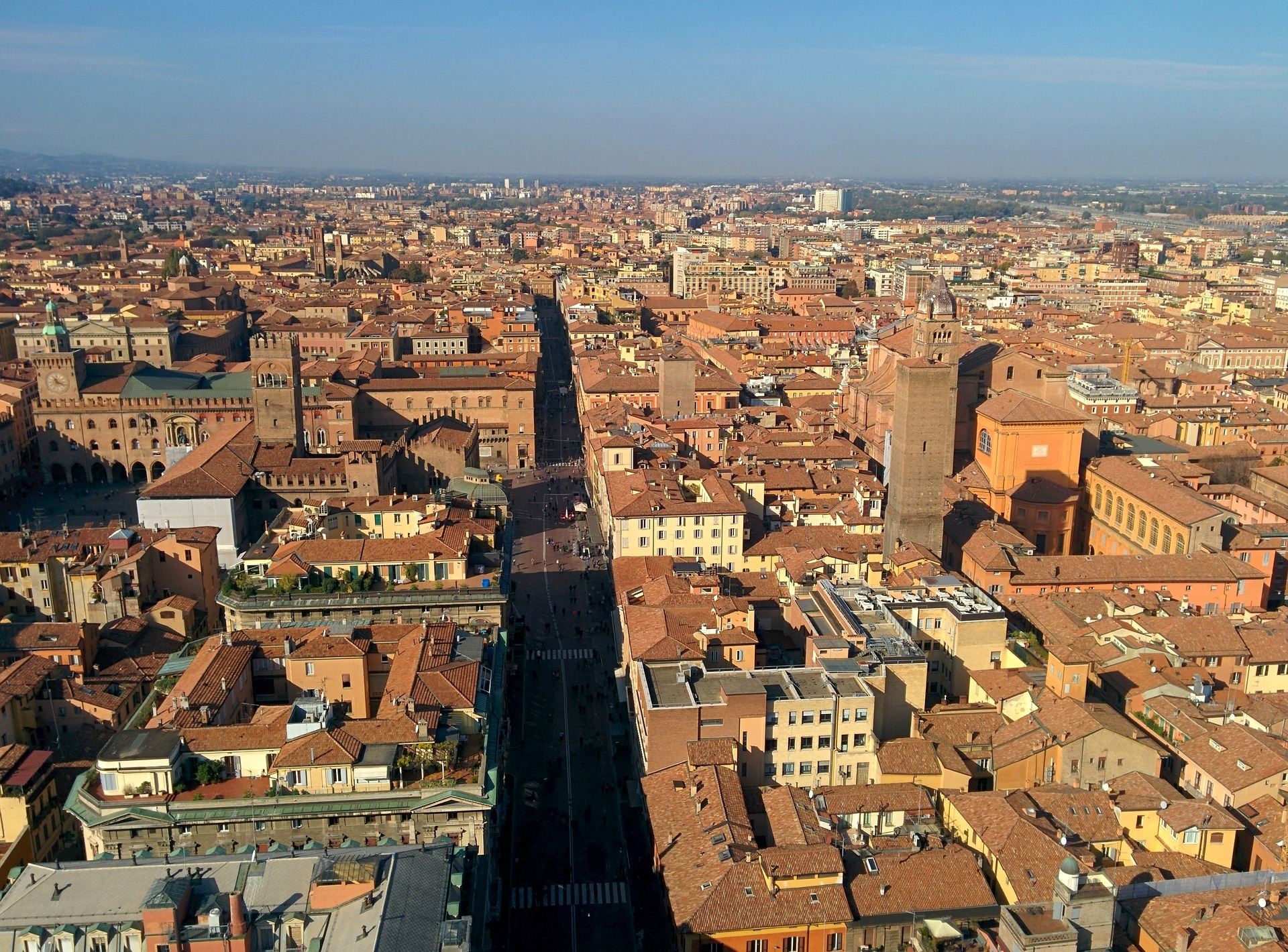 Beautiful Bologna has a reputation for being ignored by tourists when compared to fellow Italian cities Rome and Venice.