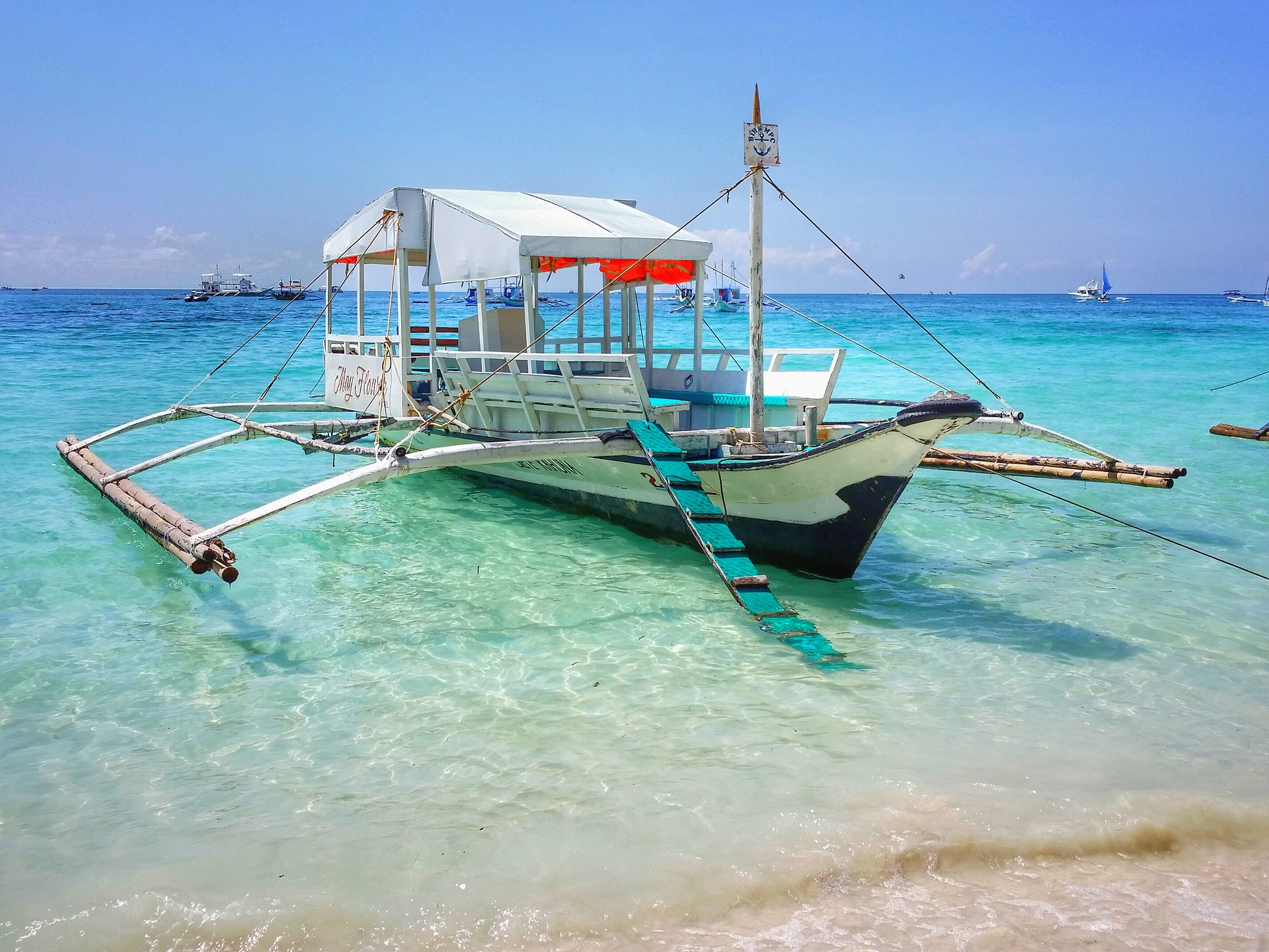 Philippines-Boat-Water