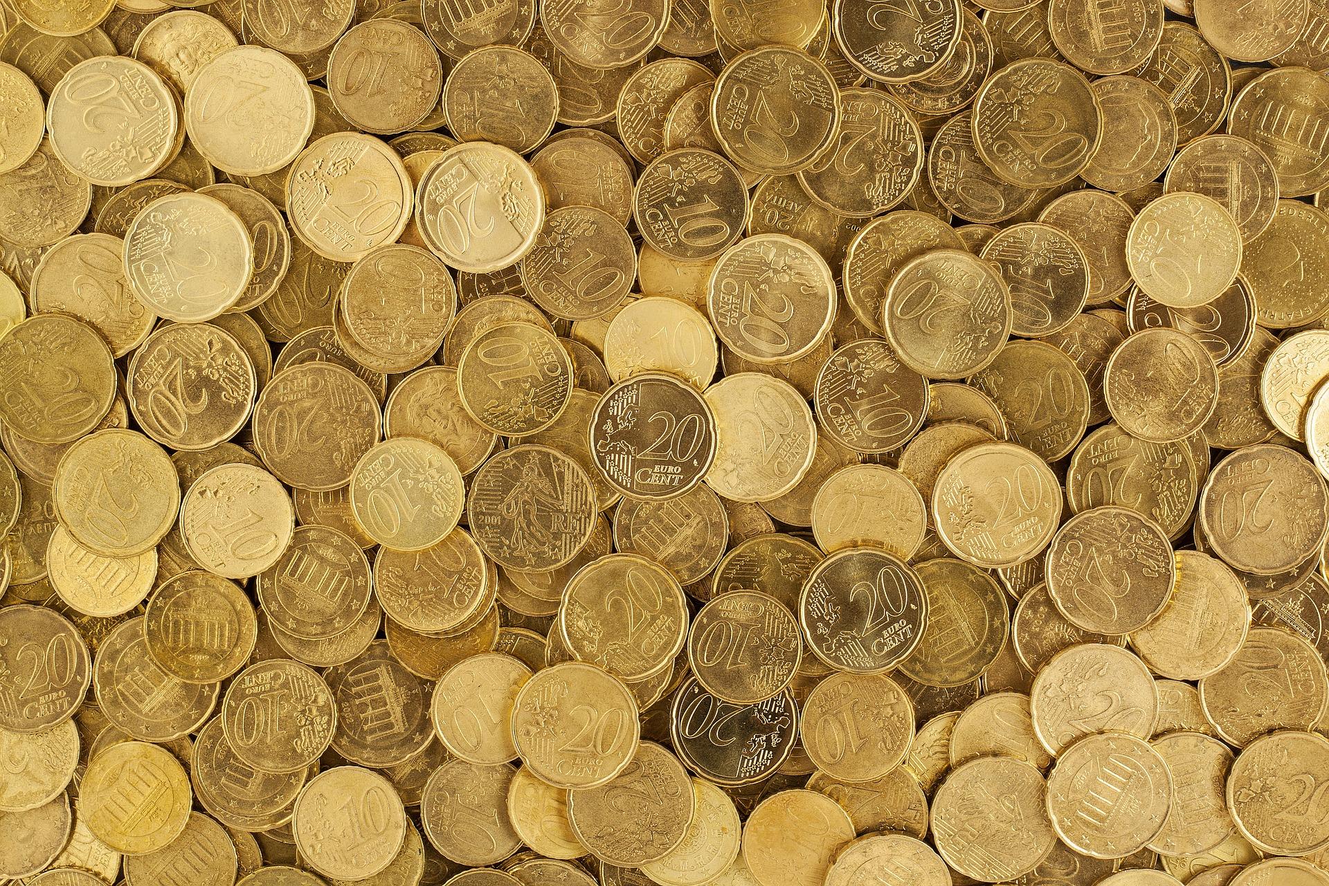 Euro-Cent-Coins