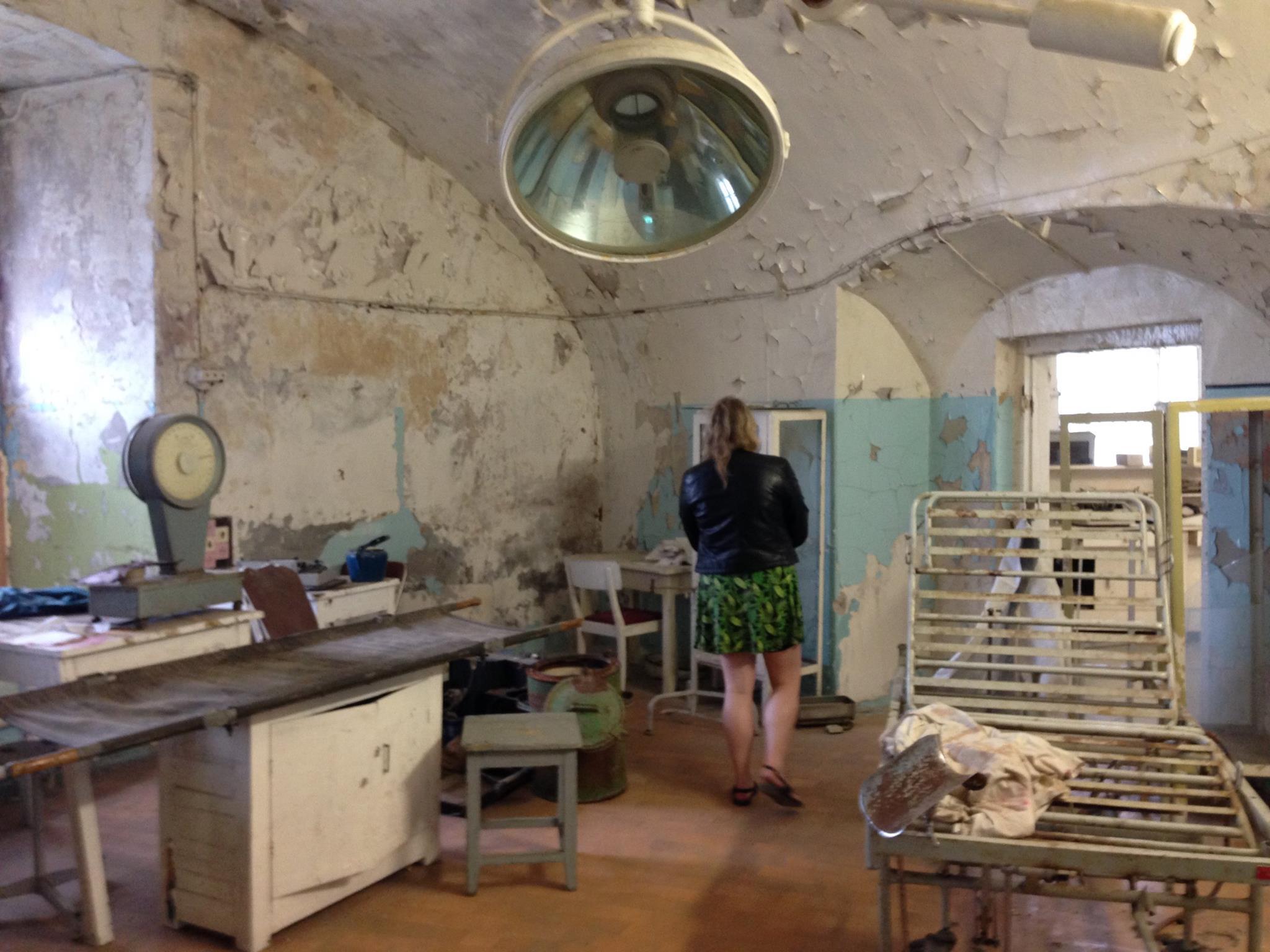Patarei-Prison-Tallinn-Medical-Room