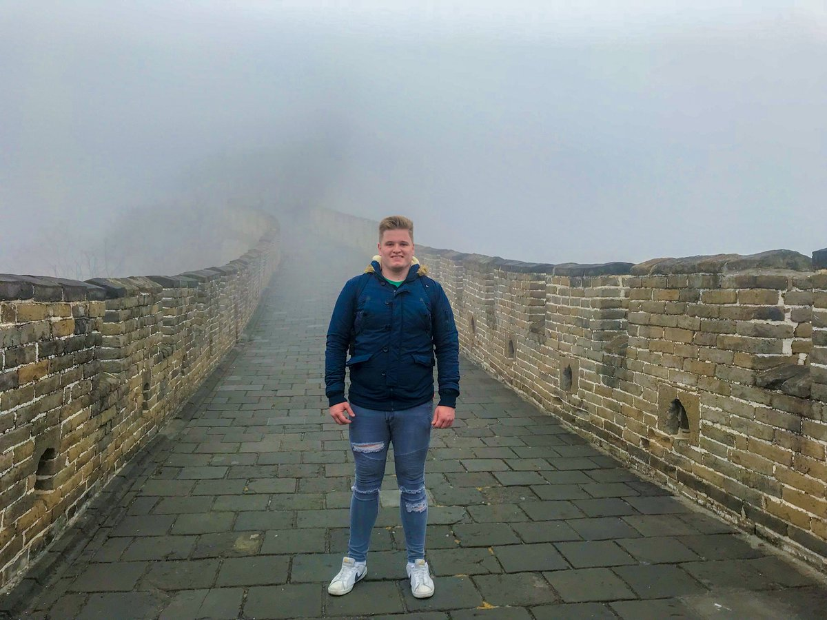 I almost failed climbing the 800-plus steps up to the Mutianyu section of the Great Wall of China, although I did make it to the 20th - and final - watch tower along that stretch.
