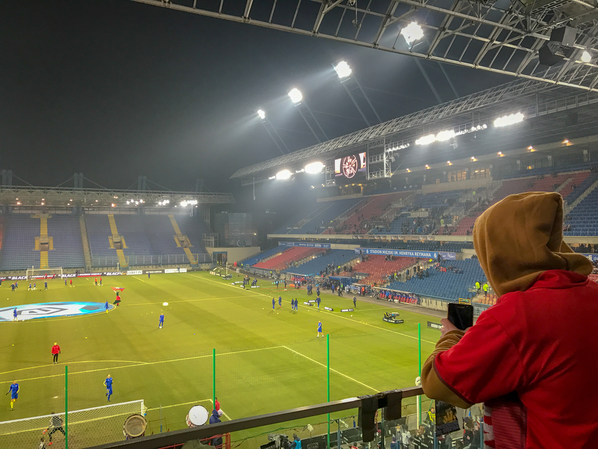 Wisla-Krakow-Football-Game