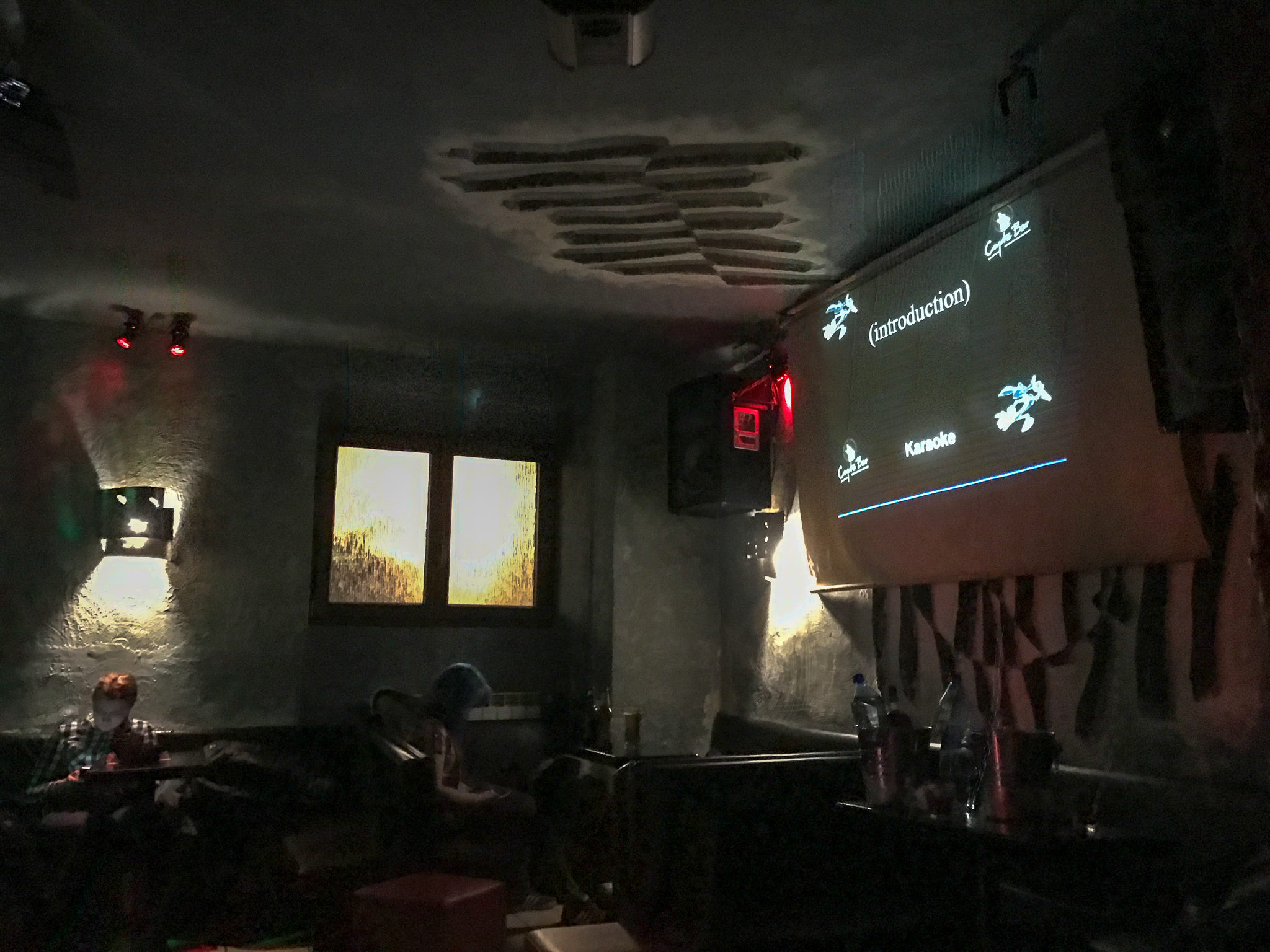 Coyote Bar in Krakow - one of my favourite nightlife spots.