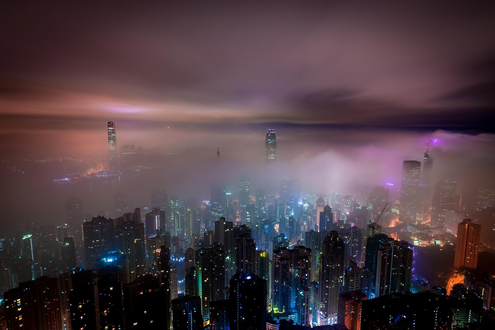 Hong Kong has been part of China since 1997.