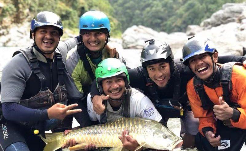 Fishermen will love Nepal.