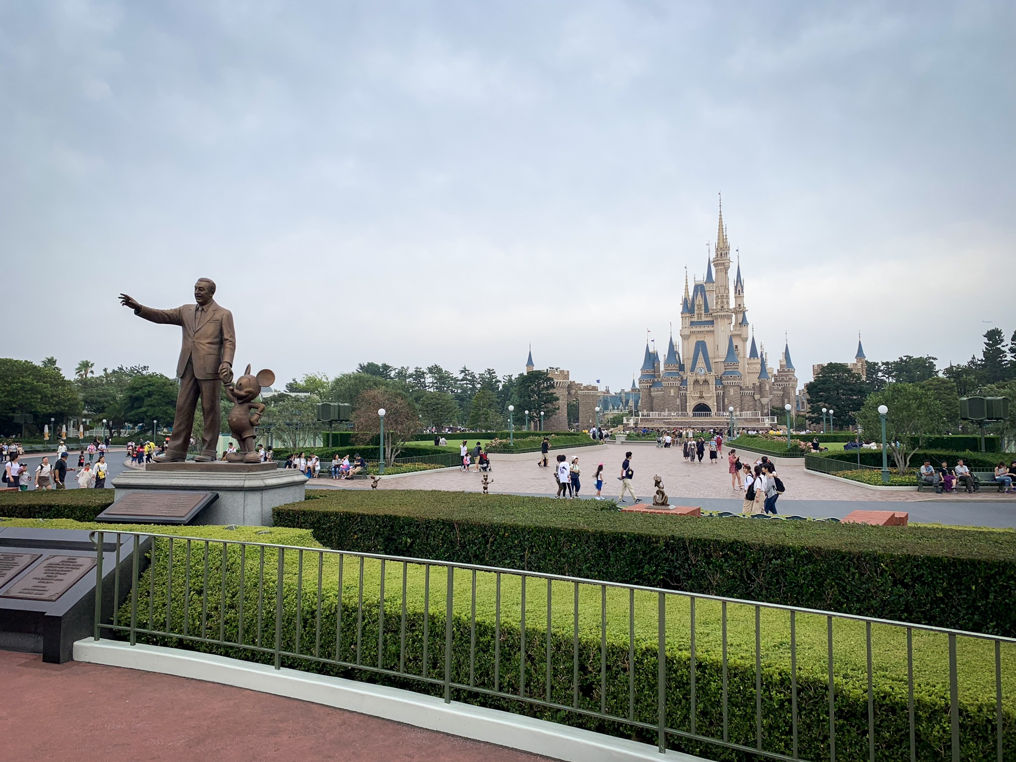 Disneyland is a destination that is sold to you since toddlerhood in the western world. But as I found out when I visited, it isn't as magical as they make out.