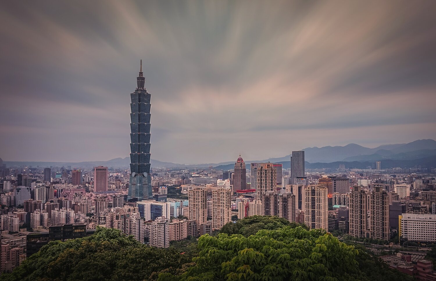 Taiwan is a prime example of a value-for-money destination.