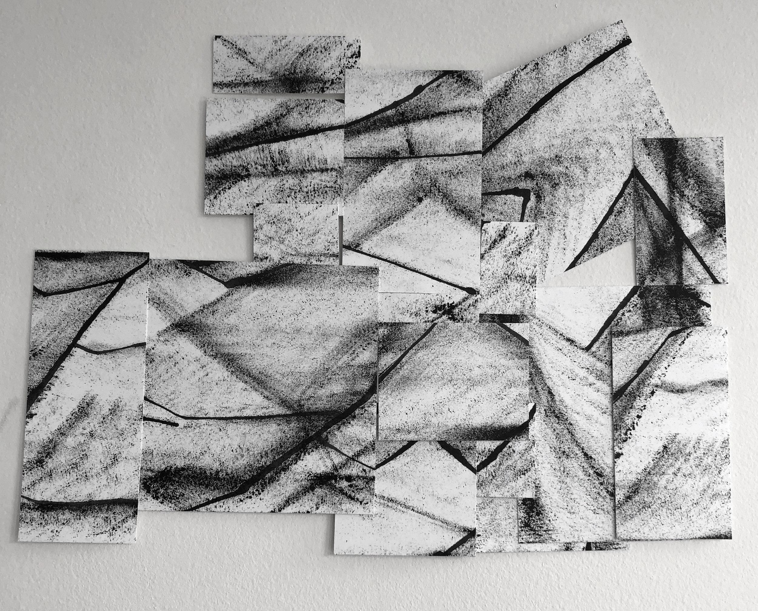 We Heard, 11x14, Ink on Paper