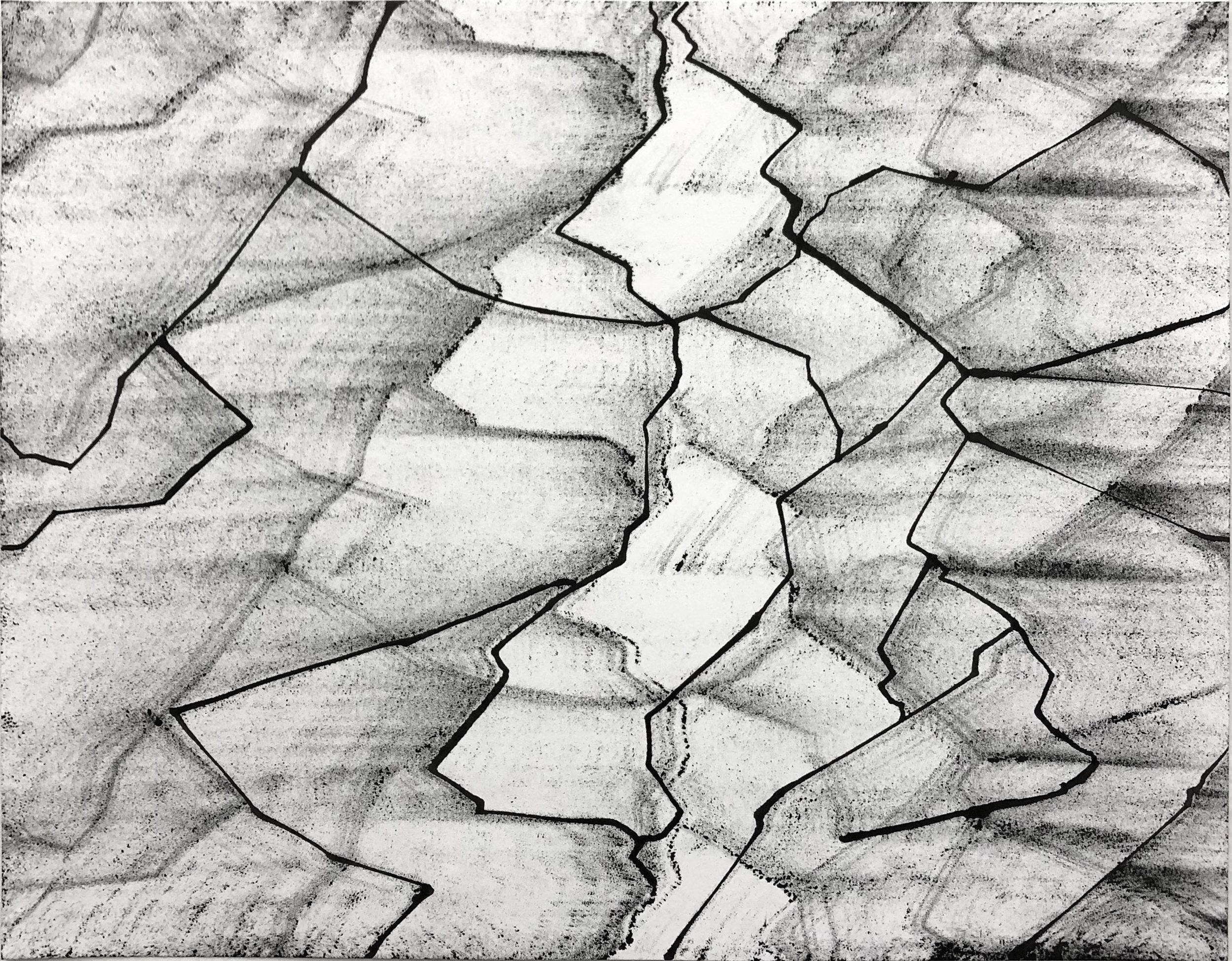 Bierra K, 11x14, Ink on Paper