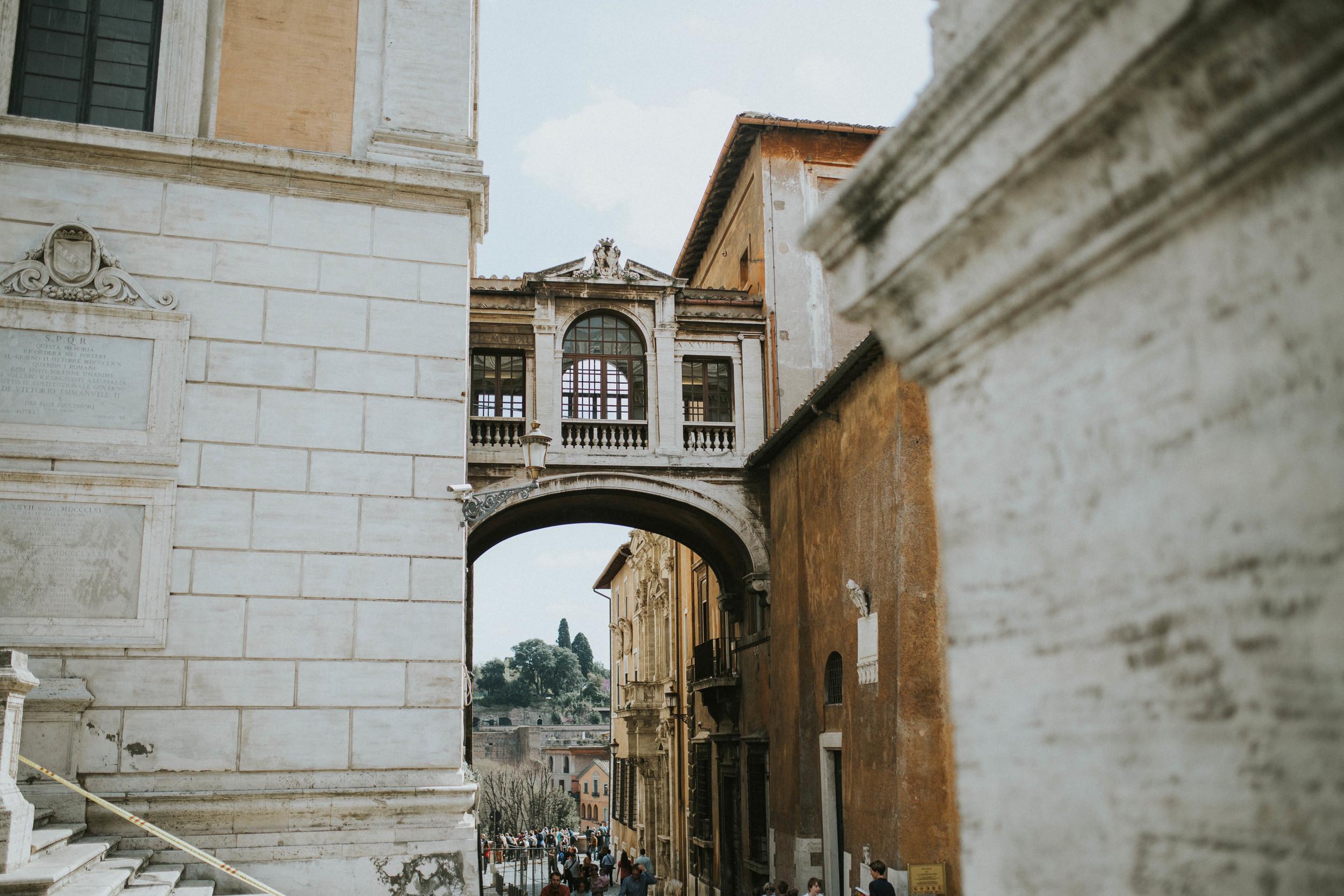 A week in Rome