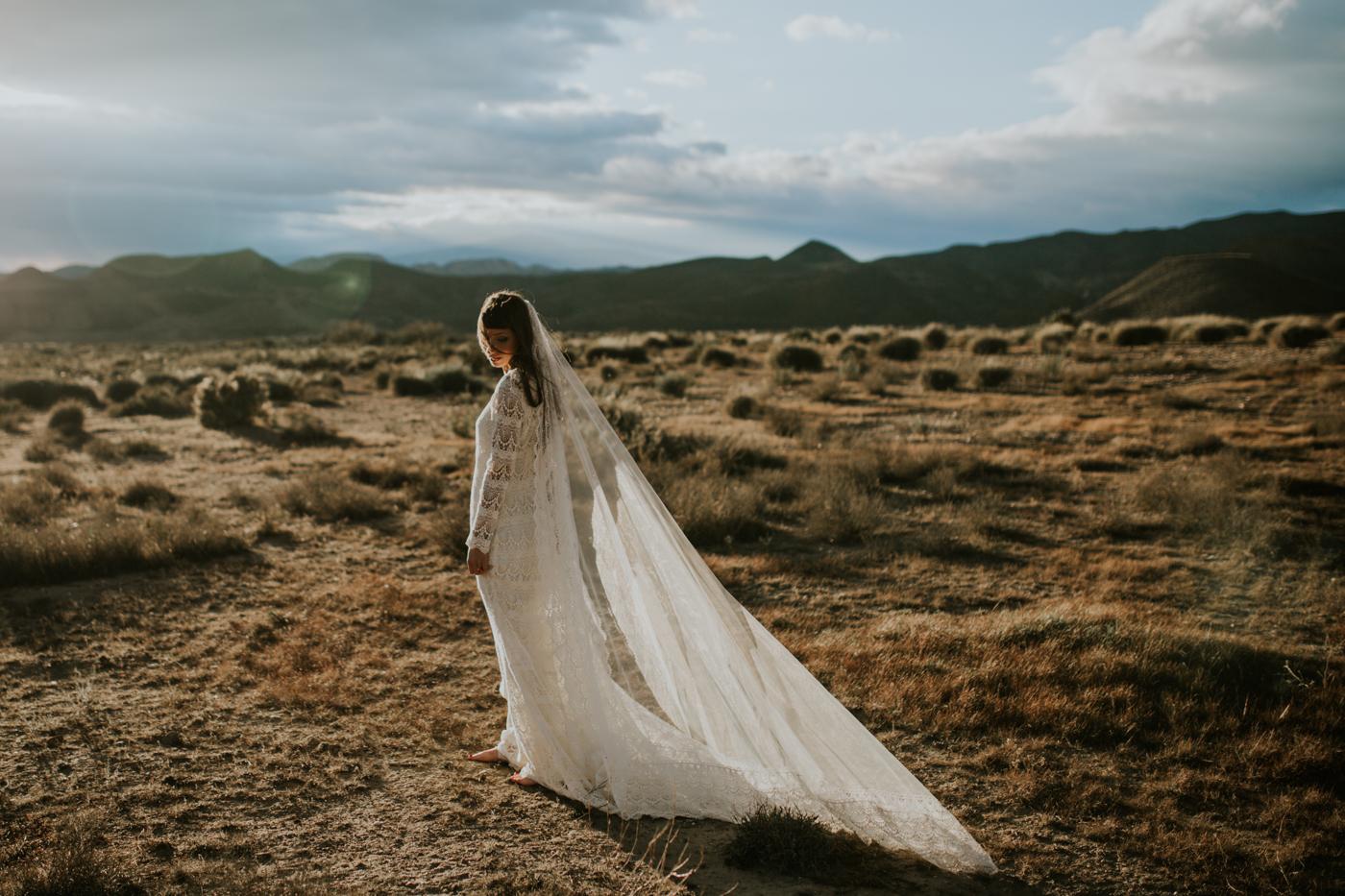 veil bride wedding planner spain
