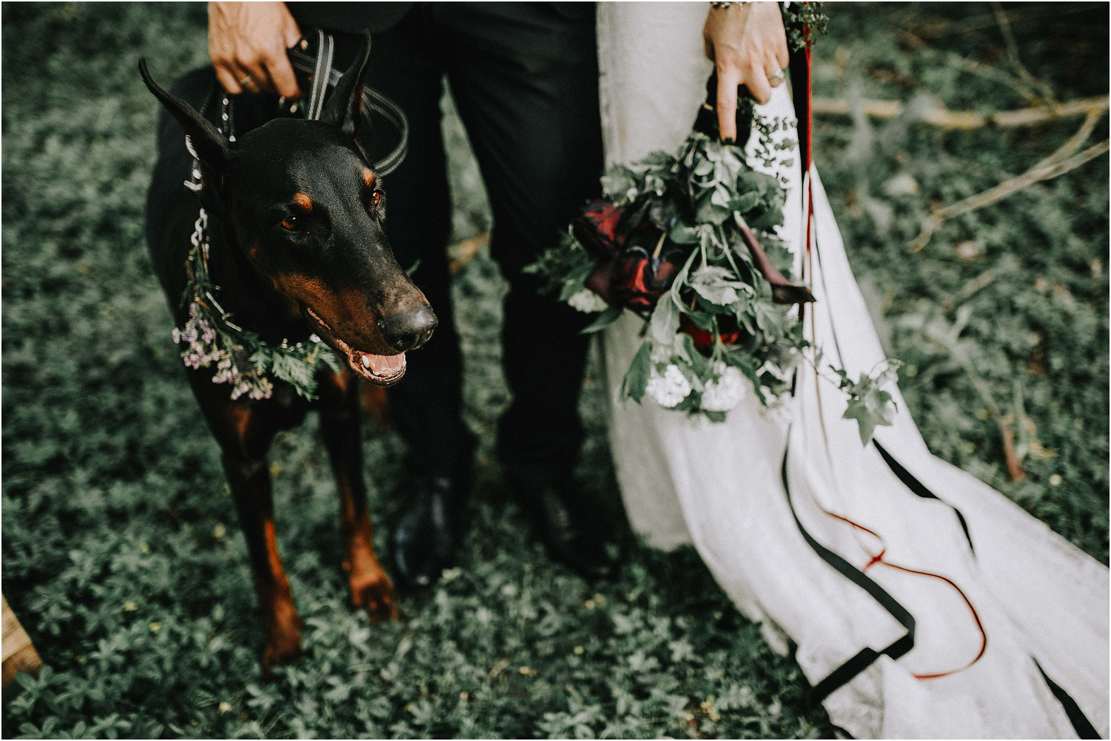 Moody Bohemian Wedding in Andalusia