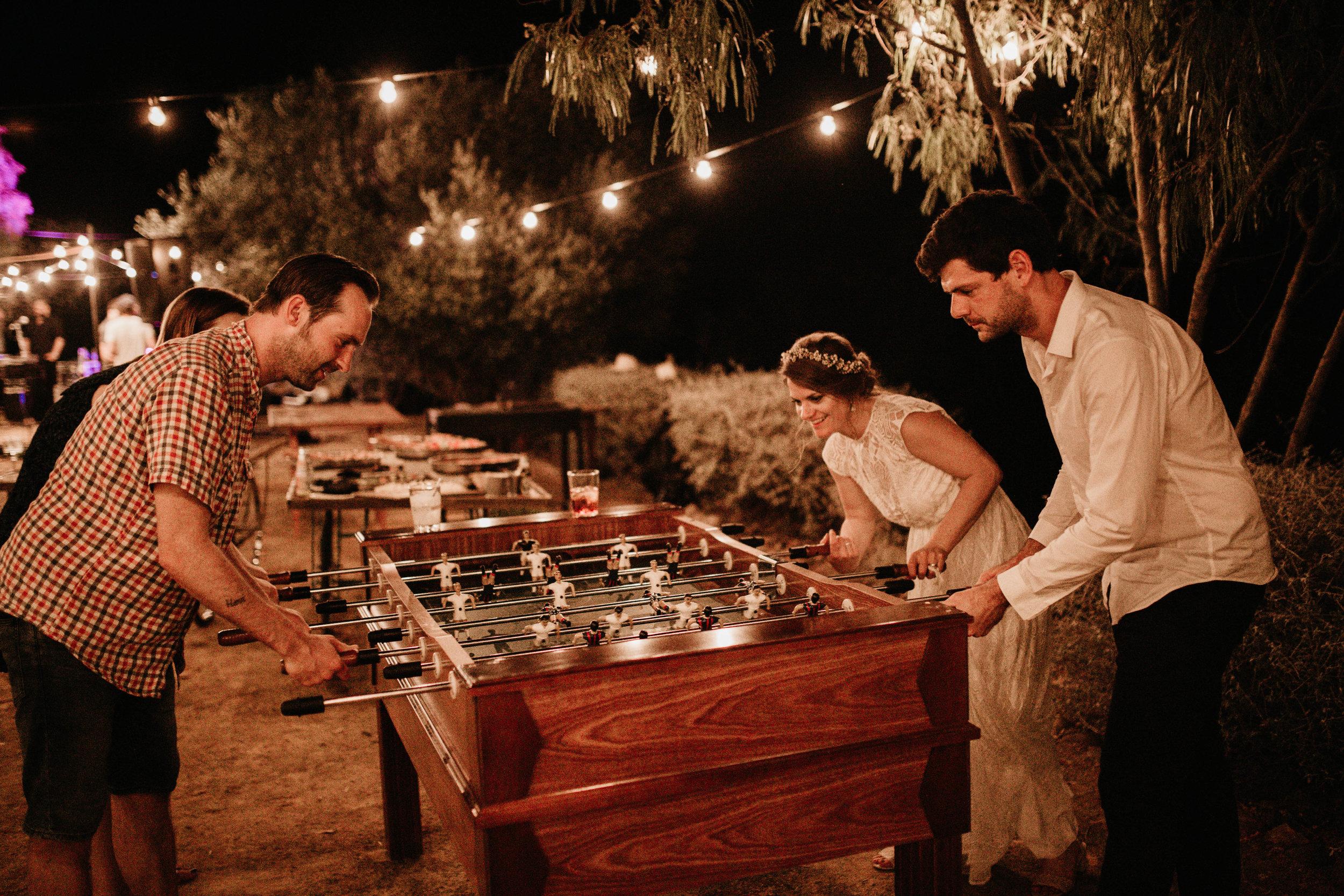 Festival Wedding Spain