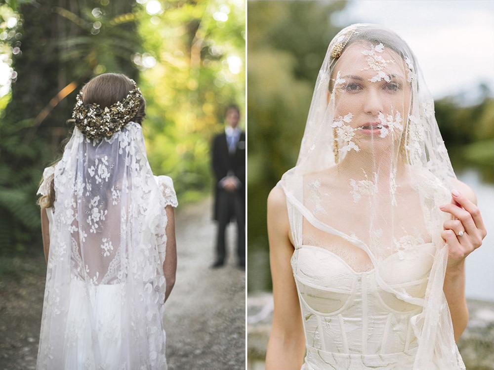 Velos:  David Christian Madrid  y  Niely Hoetsch  / Fotos:  Volvoreta Bodas  y  Thomas Steibl