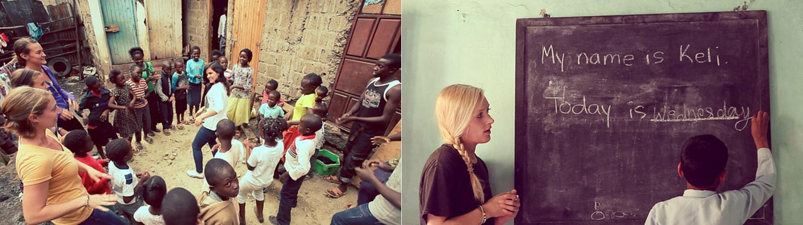 Fotos:  International Volunteer HQ