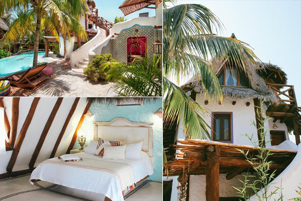 Mejores hoteles boutique en México