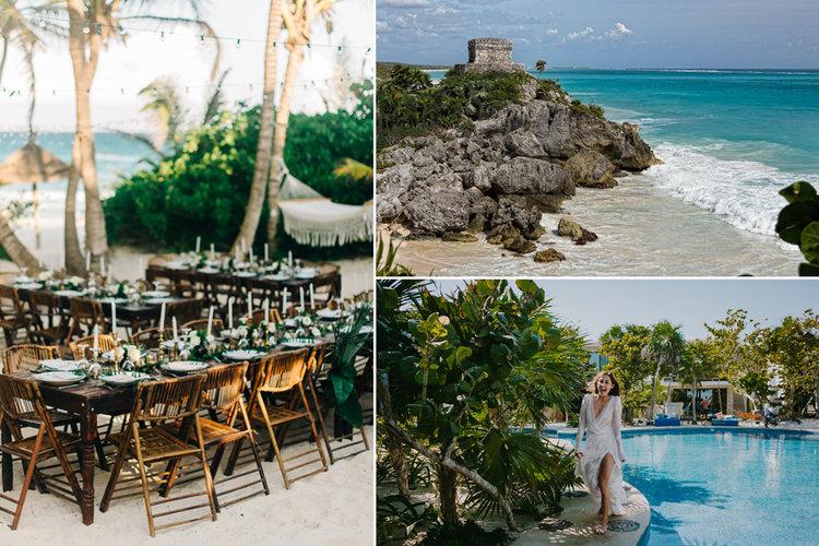 Photos:  Sean Cook ,  Chellise Michael  y  Visit Mexico .