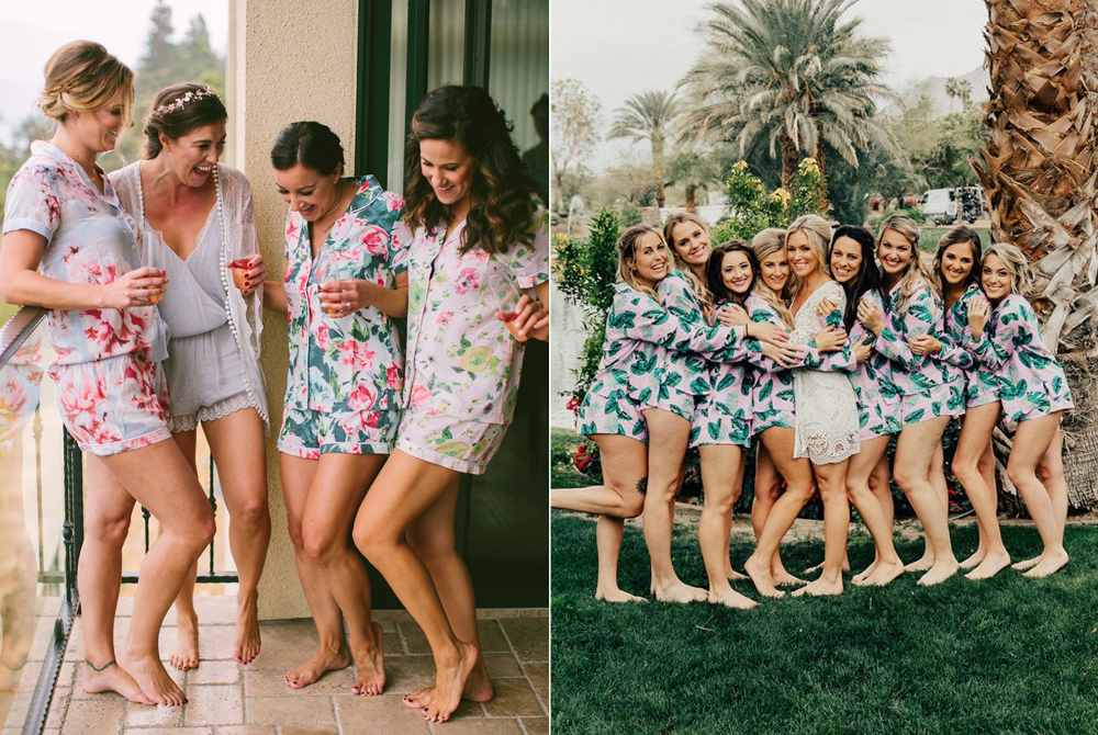 Foto:  Yasmin Khajavi Photography  / Foto:  Ashley Paige Photography  Pijamas:  Show Me Your Mumu