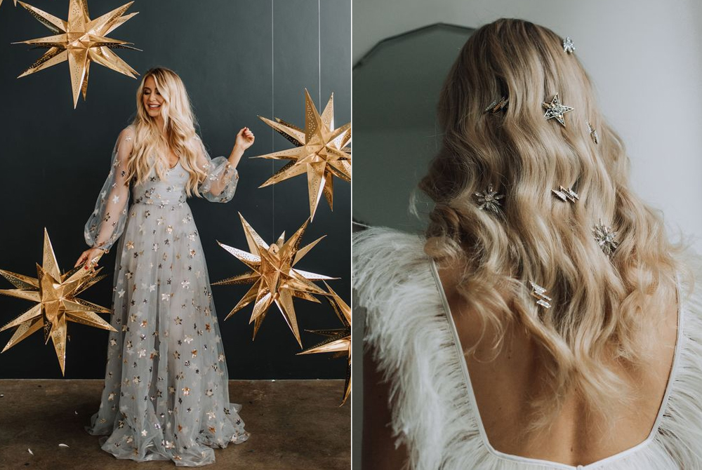Fotos: :  Zibetti Photo & Film  y  Rachel Takes Pictures  / Vestido:  Natalie Wynn Design  / Accesorios:  Tilly Thomas Lux