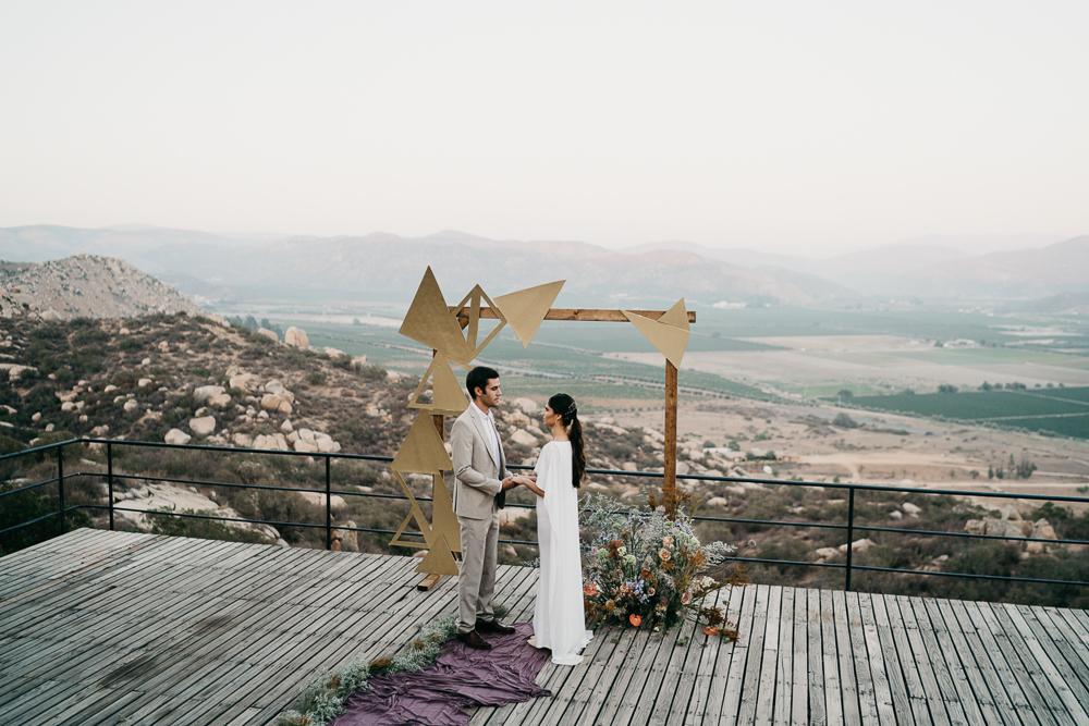 valle de guadalupe wedding