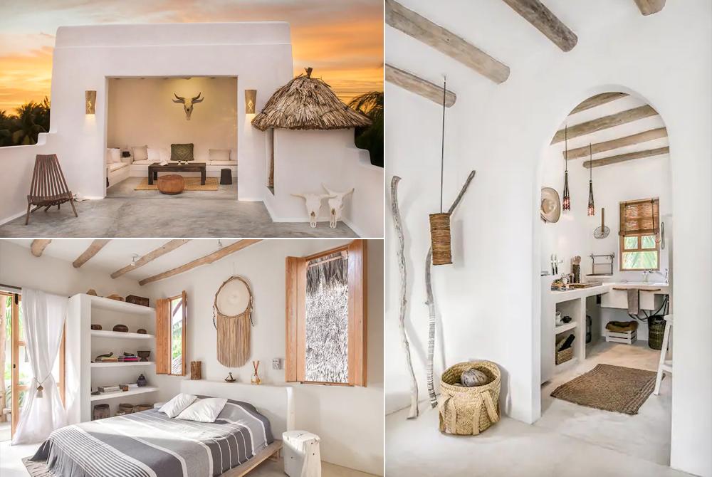 mejores airbnbs en México