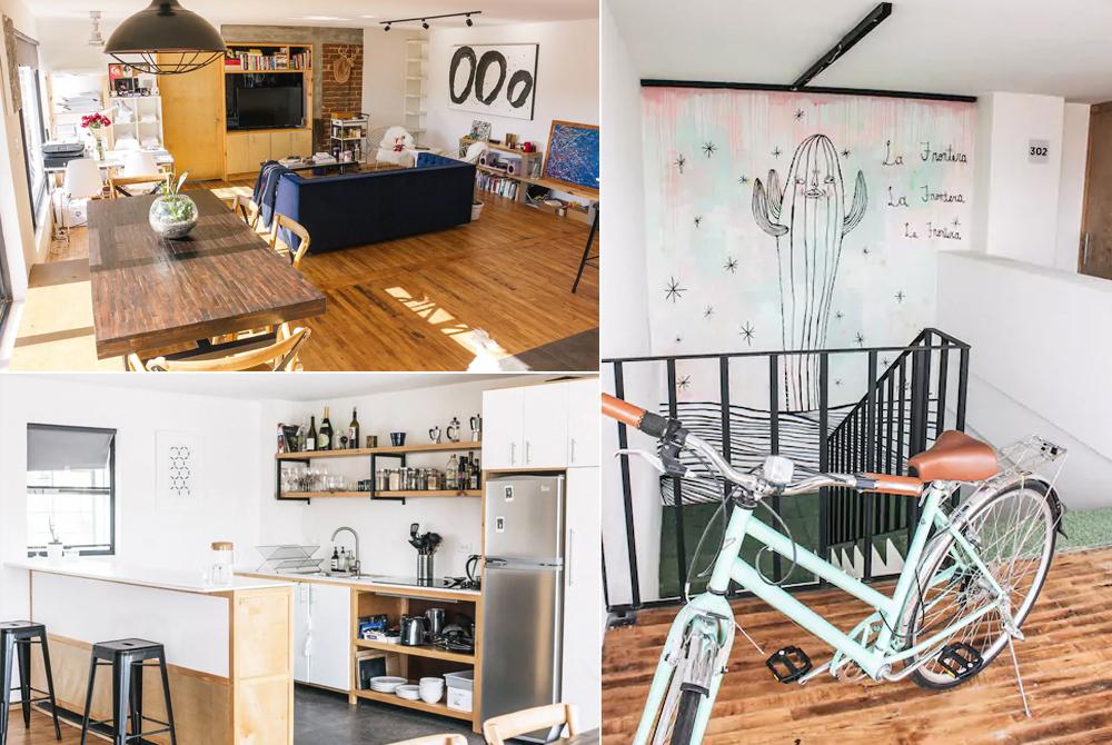 airbnbs únicos méxico